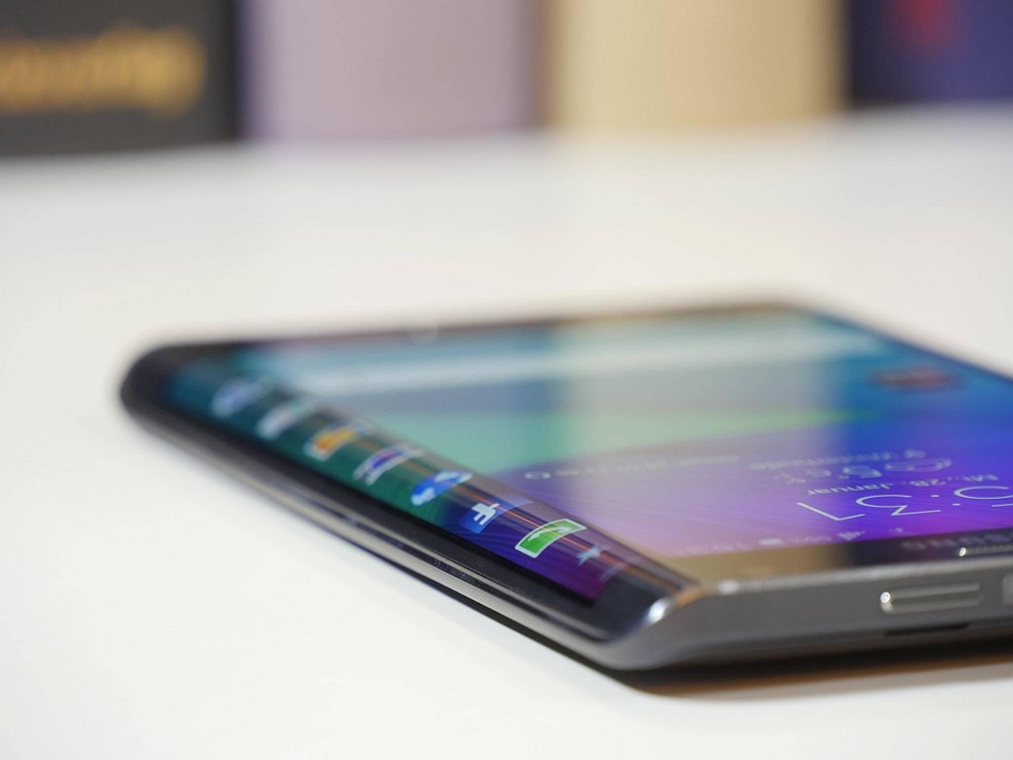 Ist jetzt das erste Bauteil für das Galaxy Note 7 Edge aufgetaucht?