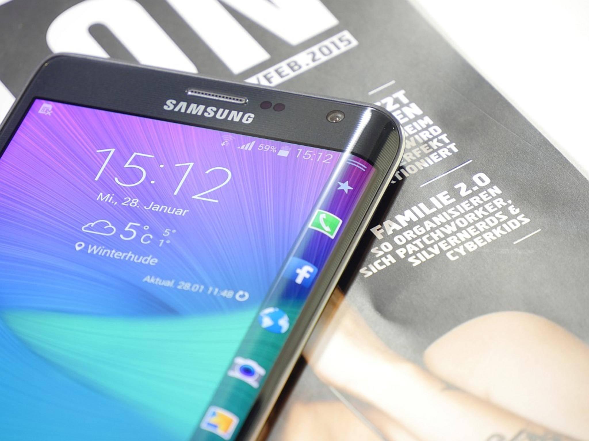 Nicht nur das Galaxy Note Edge - jedes Android-Smartphone kann Multitasking.
