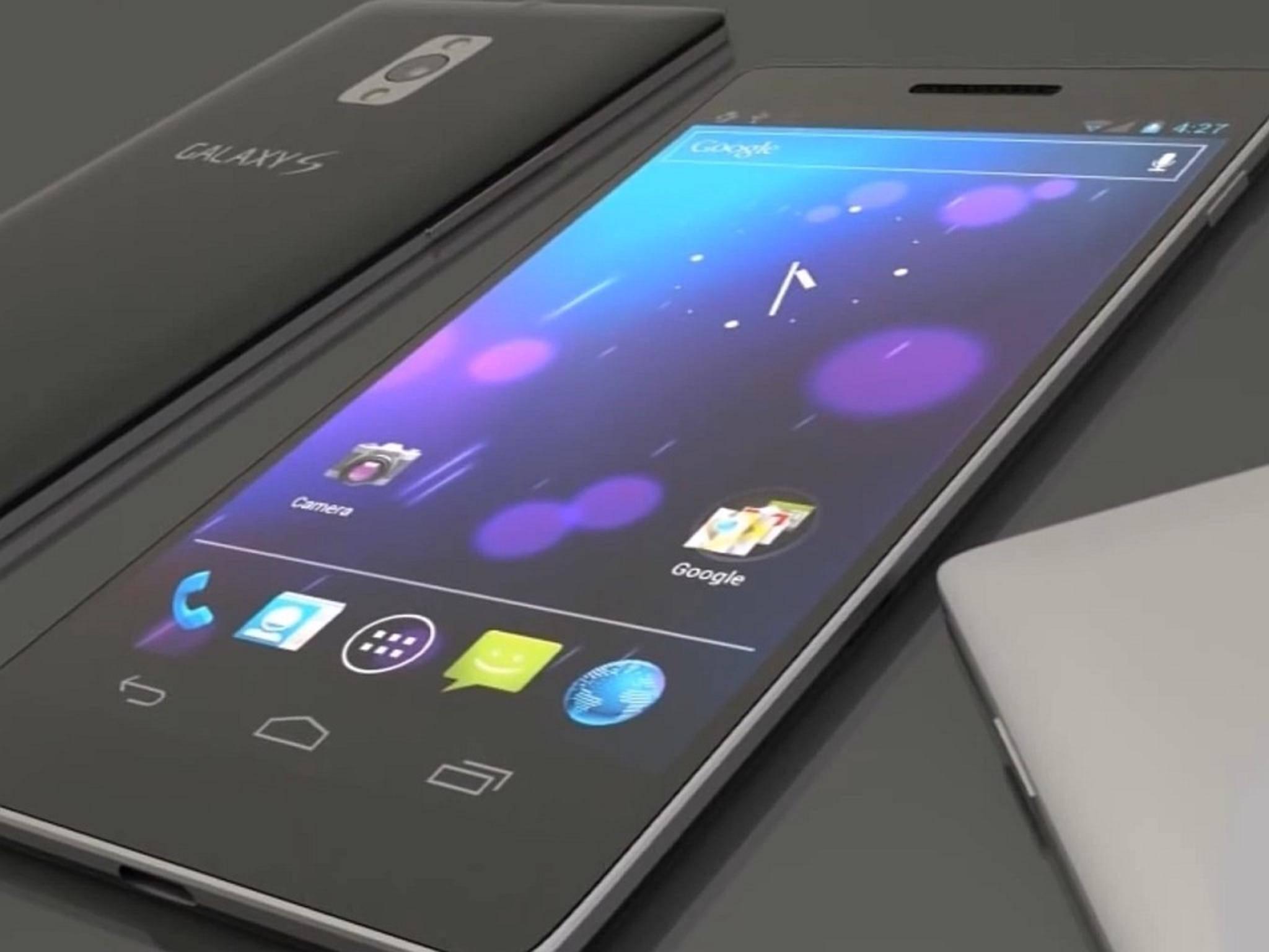 Das Design des Galaxy S6 bleibt weiterhin geheim.