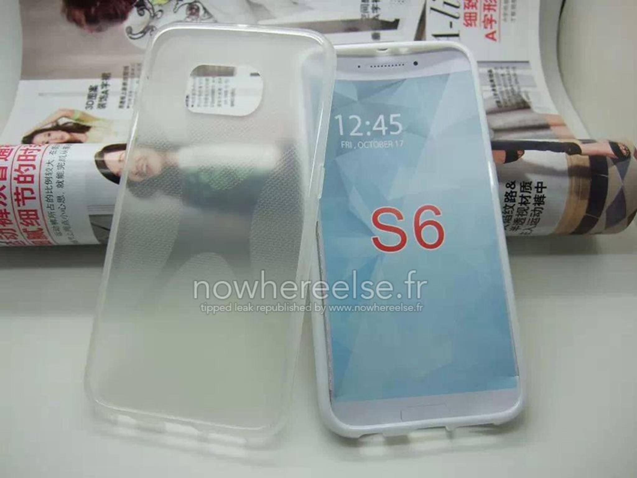 Behält der Leak recht, wird das Galaxy S5 größer und dünner als das S5.