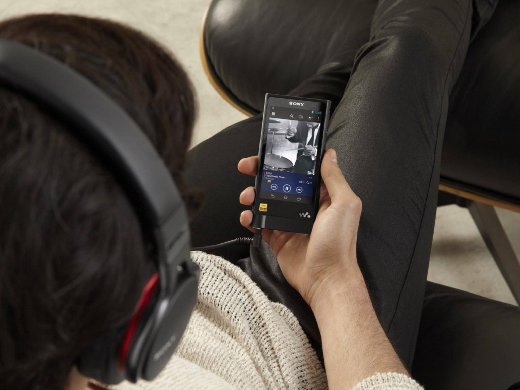 Sonys neuer Walkman setzt natürlich nicht mehr auf Kassetten.