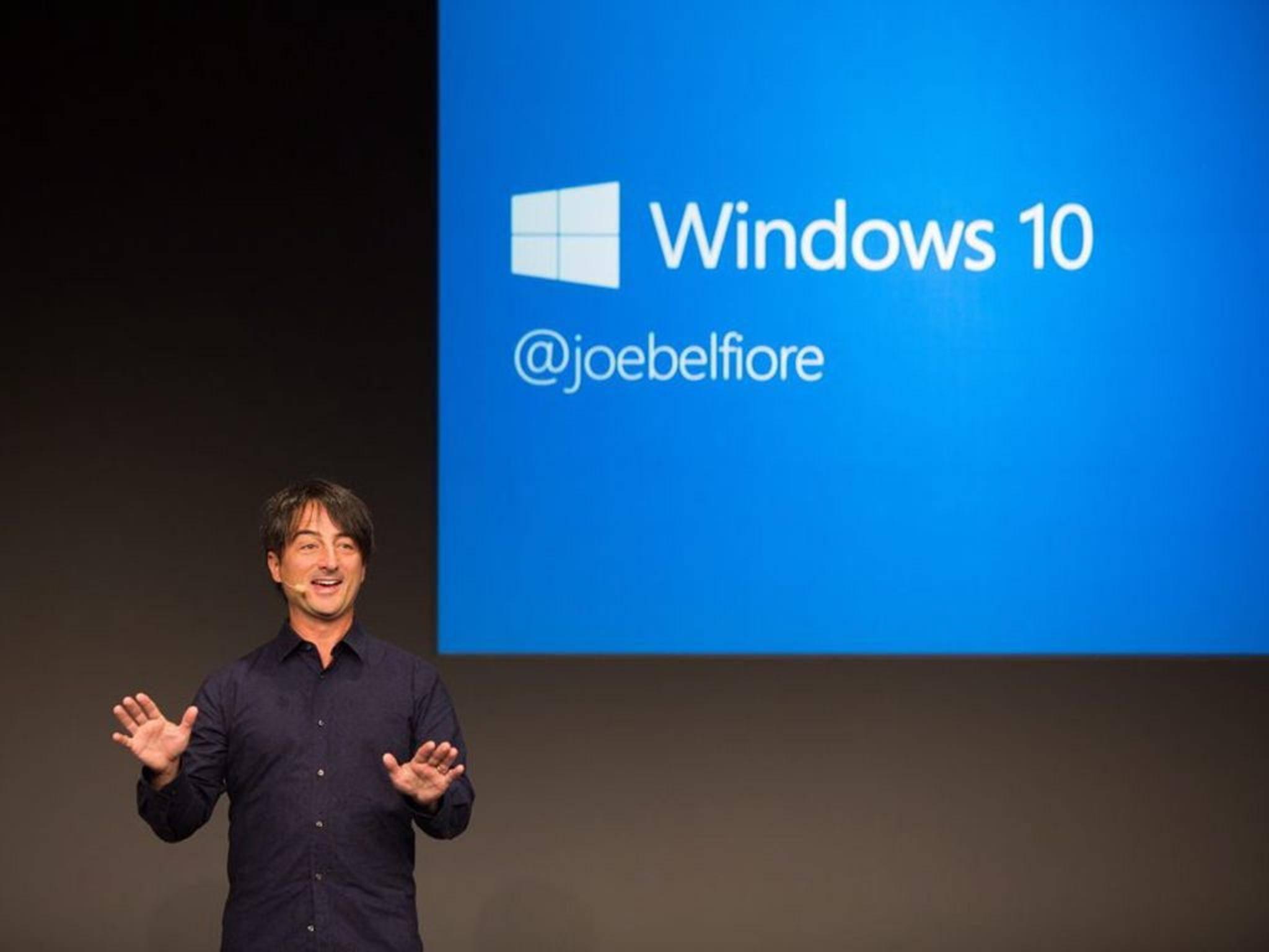 Windows 10 bringt einen neuen Microsoft-Browser mit.
