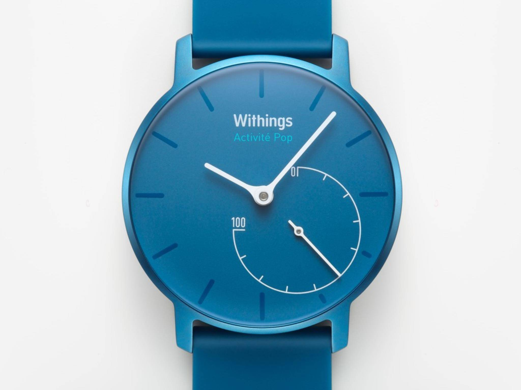 Die Withings Activité Pop kostet weniger als die Hälfte der Activité.