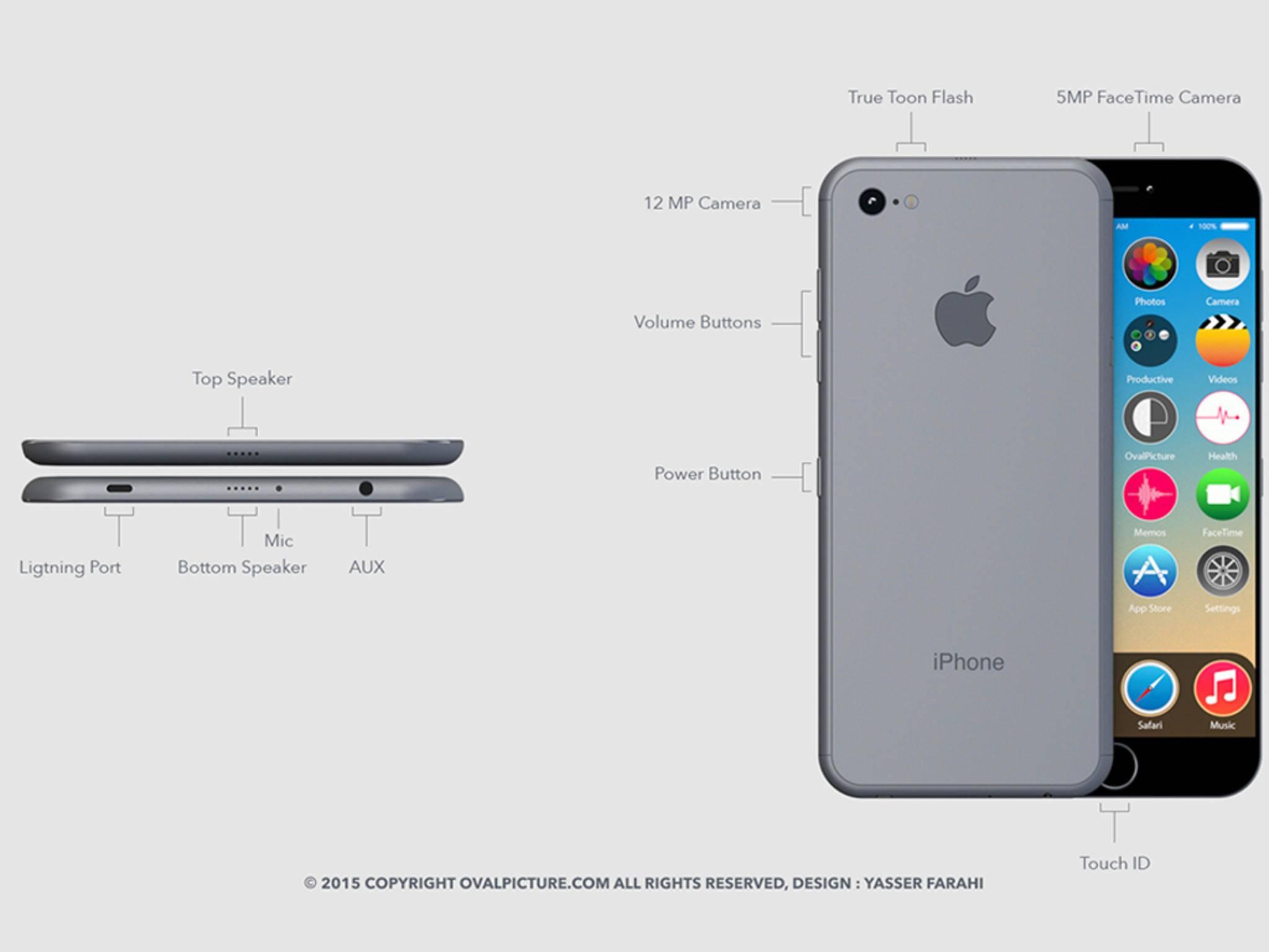 iPhone 7(7)