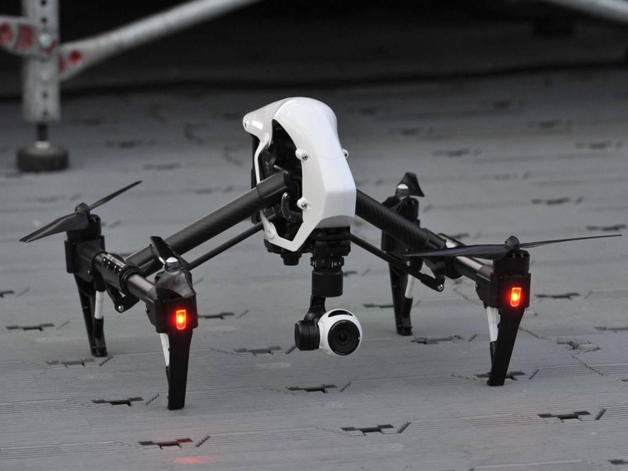 Drohnen-Hersteller DJI will durch den Zusammenschluss mit Olympus und Panasonic noch höher hinaus.