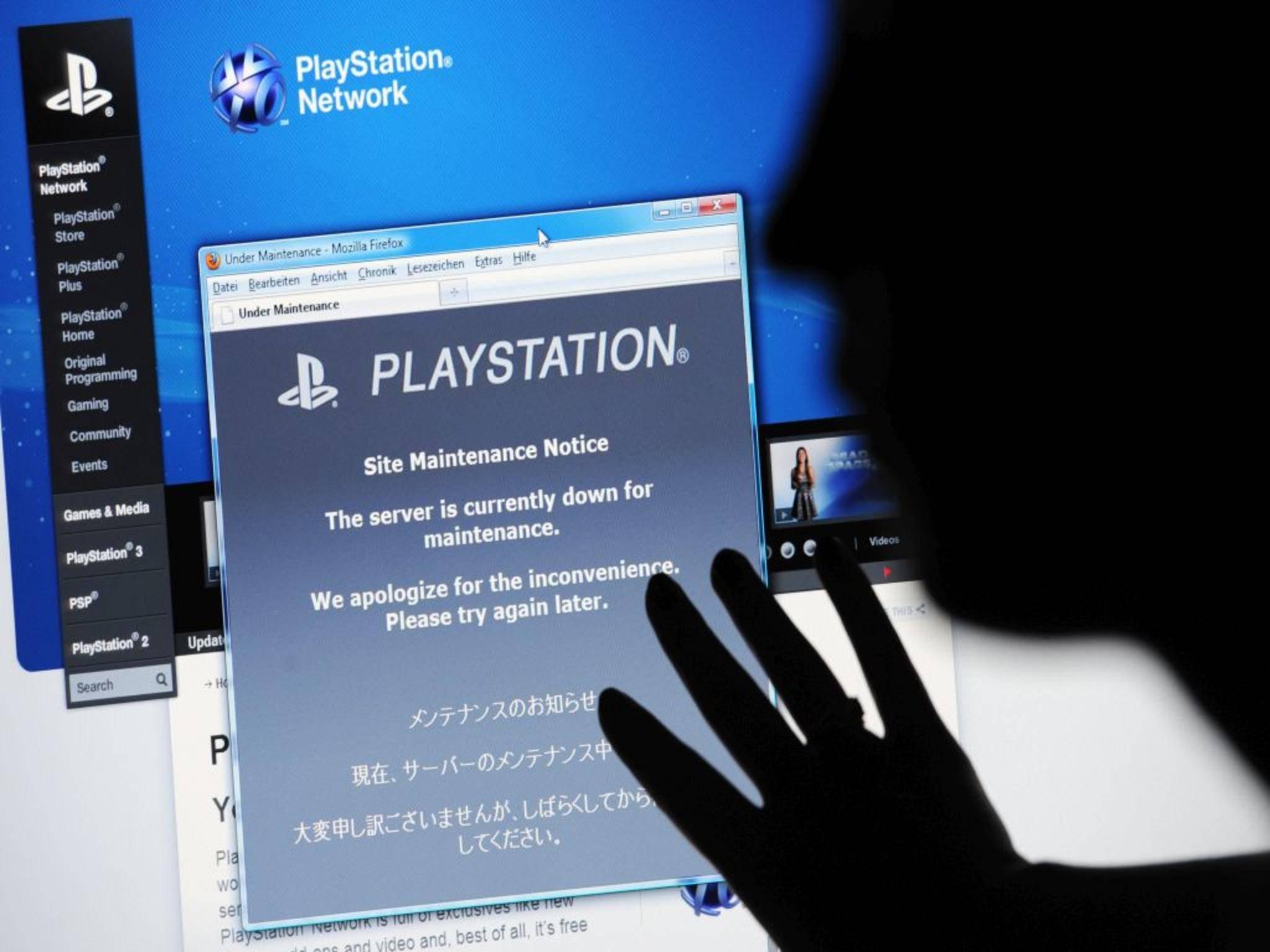 Das PlayStation Network ist schon wieder zeitweilig offline – Gamer sind genervt.