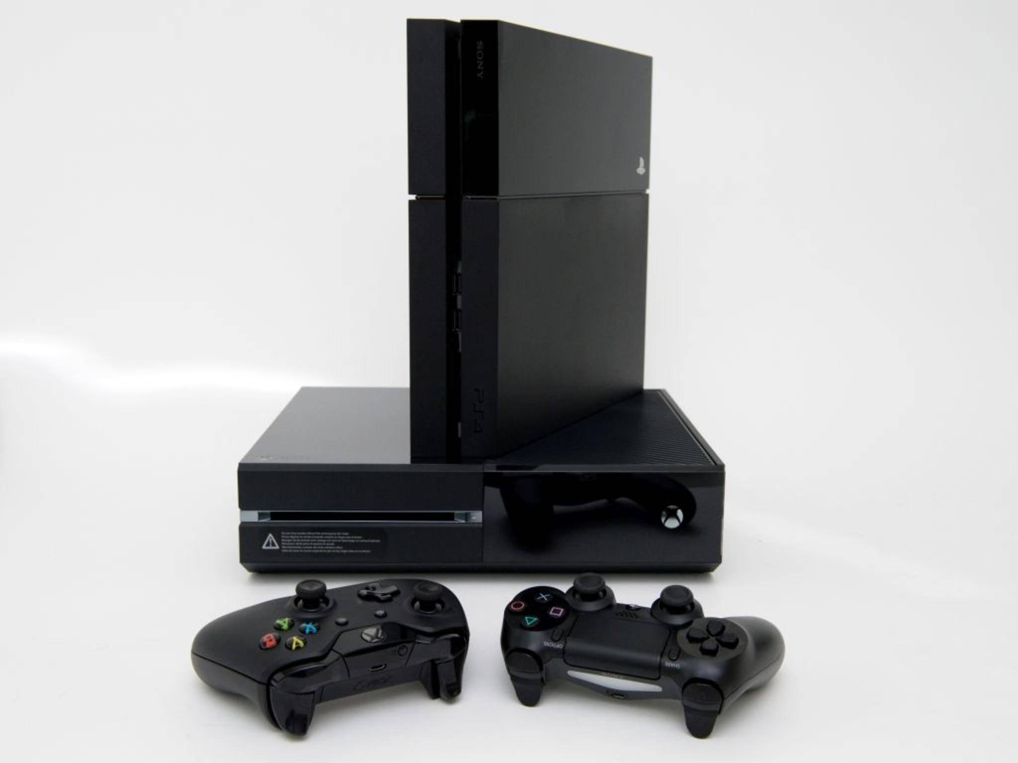 Symbolbild mit Aussagekraft: Die PlayStation 4 dominiert diese Konsolengeneration.