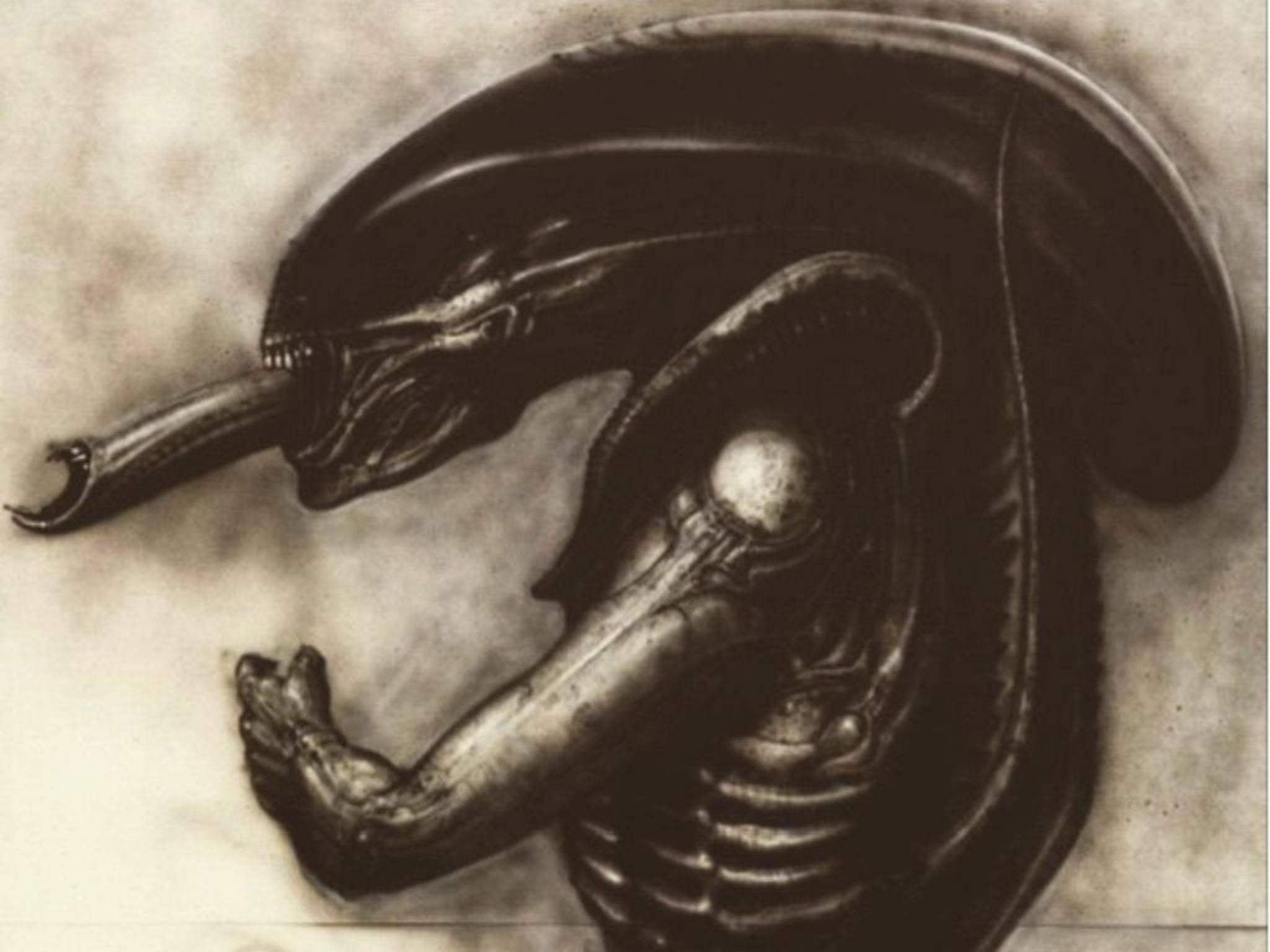 Wird so das nächste Alien von Neill Blomkamp aussehen...?