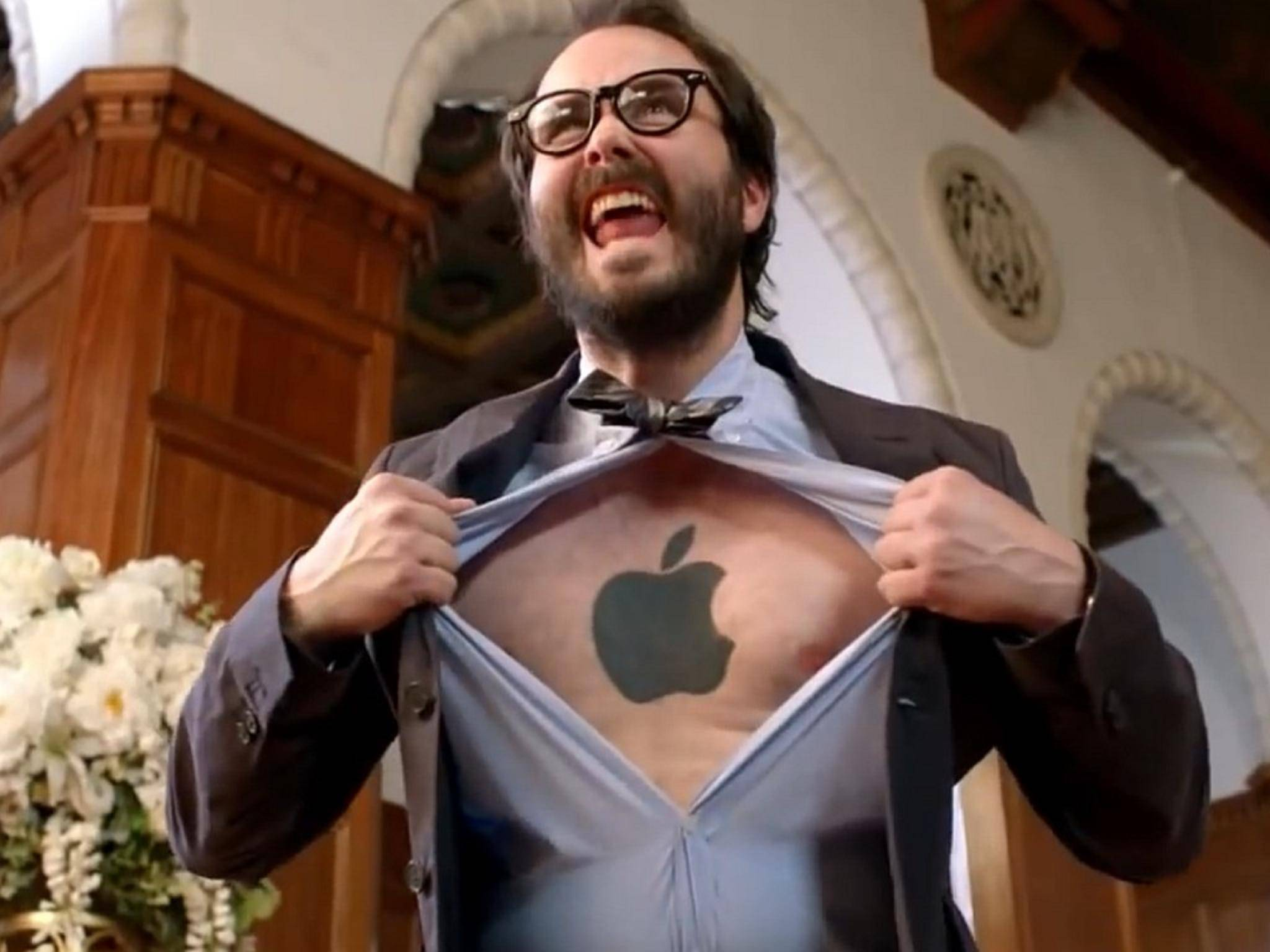 Apple hat eiserne Verfechter und hartnäckige Kritiker.