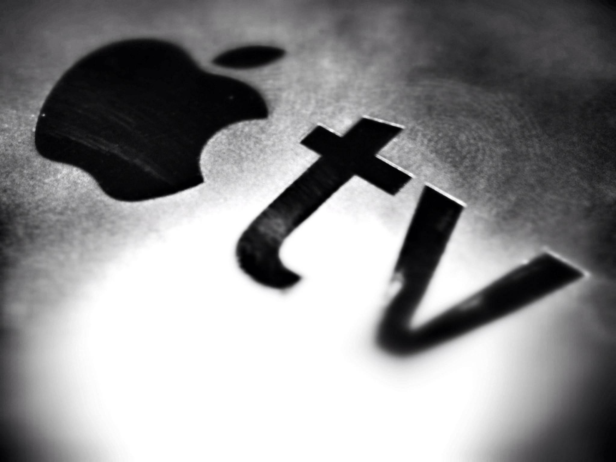 Einen Fernseher hat Apple bisher nicht im Programm.