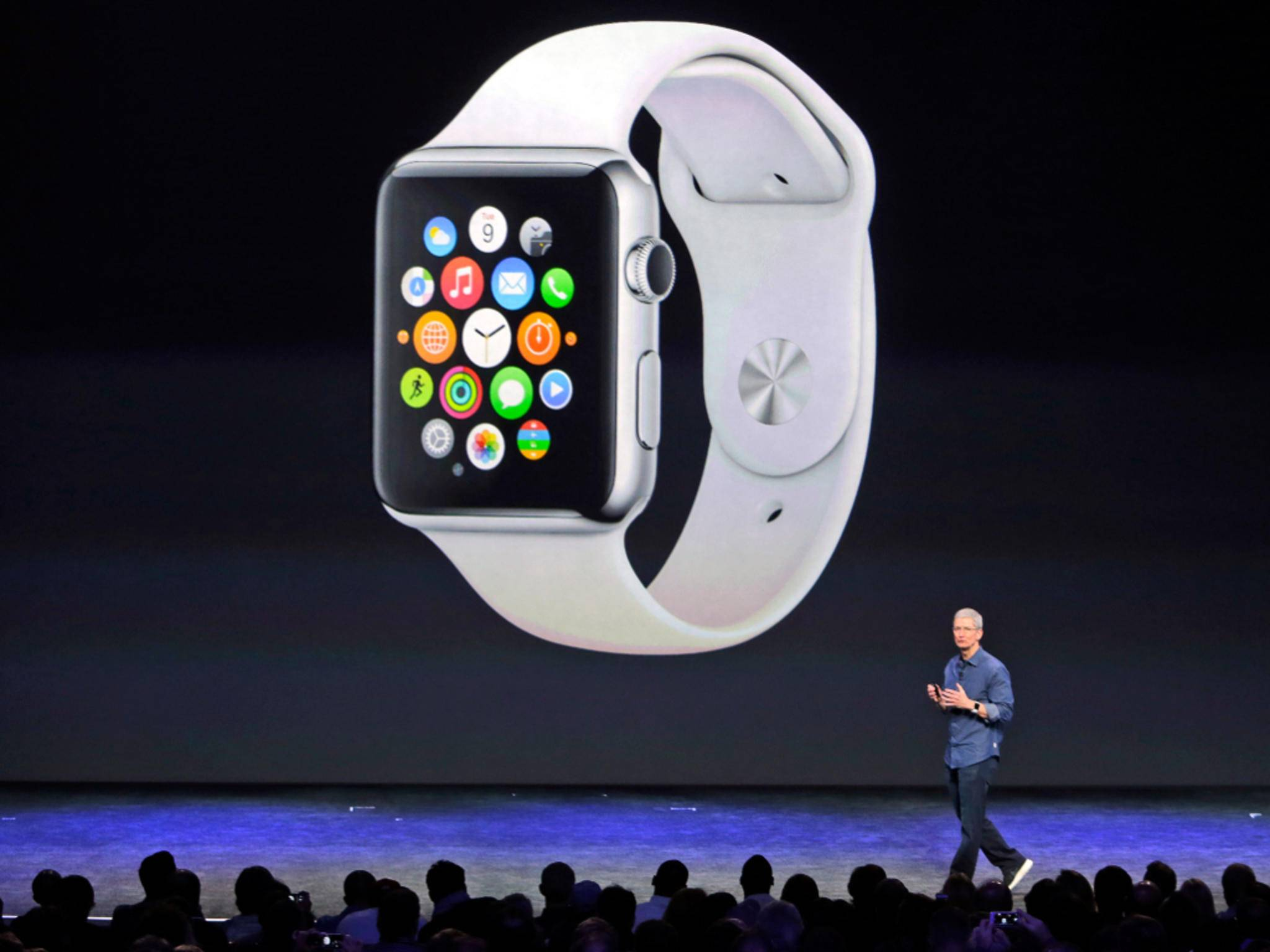 Apps auf der Apple Watch