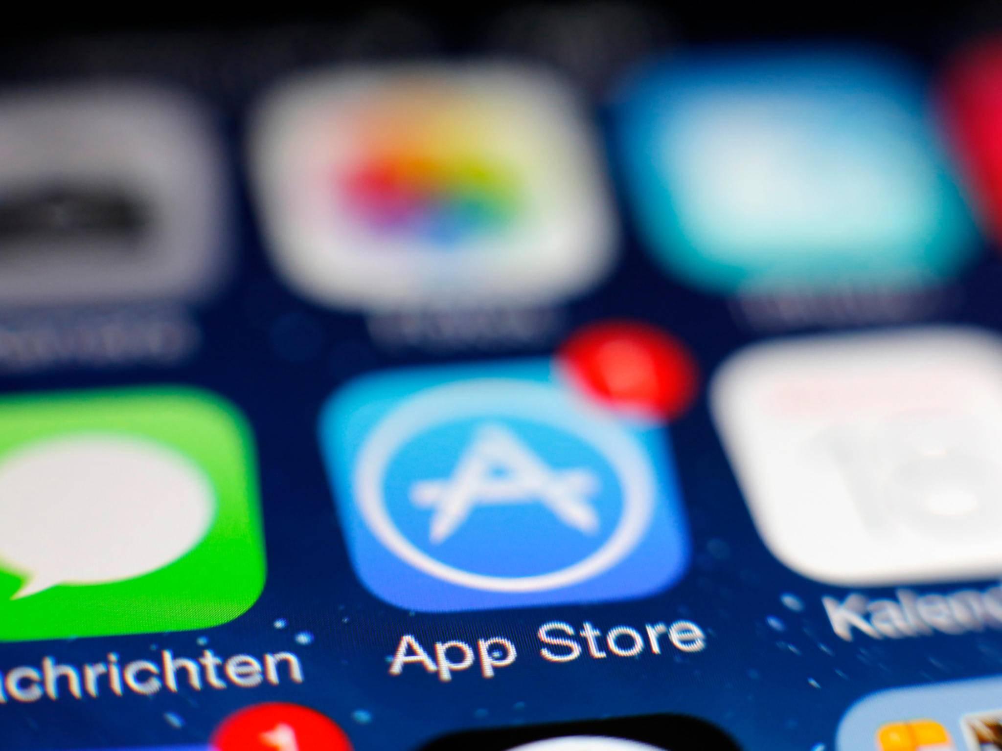 In China können Apps mit betrügerischen Bewertungen gepusht werden.
