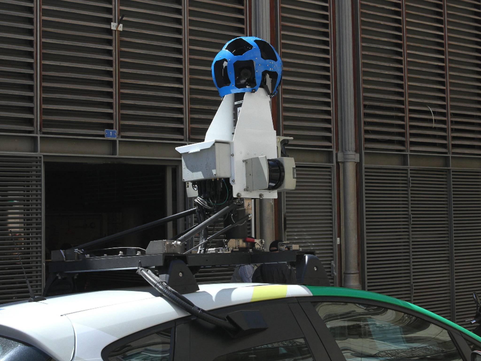 Plant Apple einen ähnlichen Dienst wie Google Street View?
