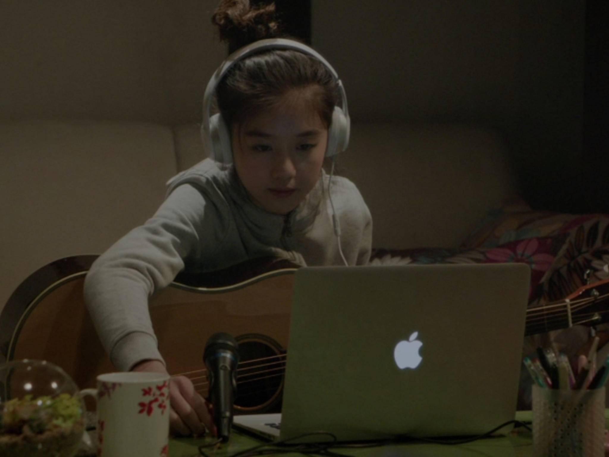 """China hat jetzt seine eigene Version des Apple-Spots """"The Song""""."""