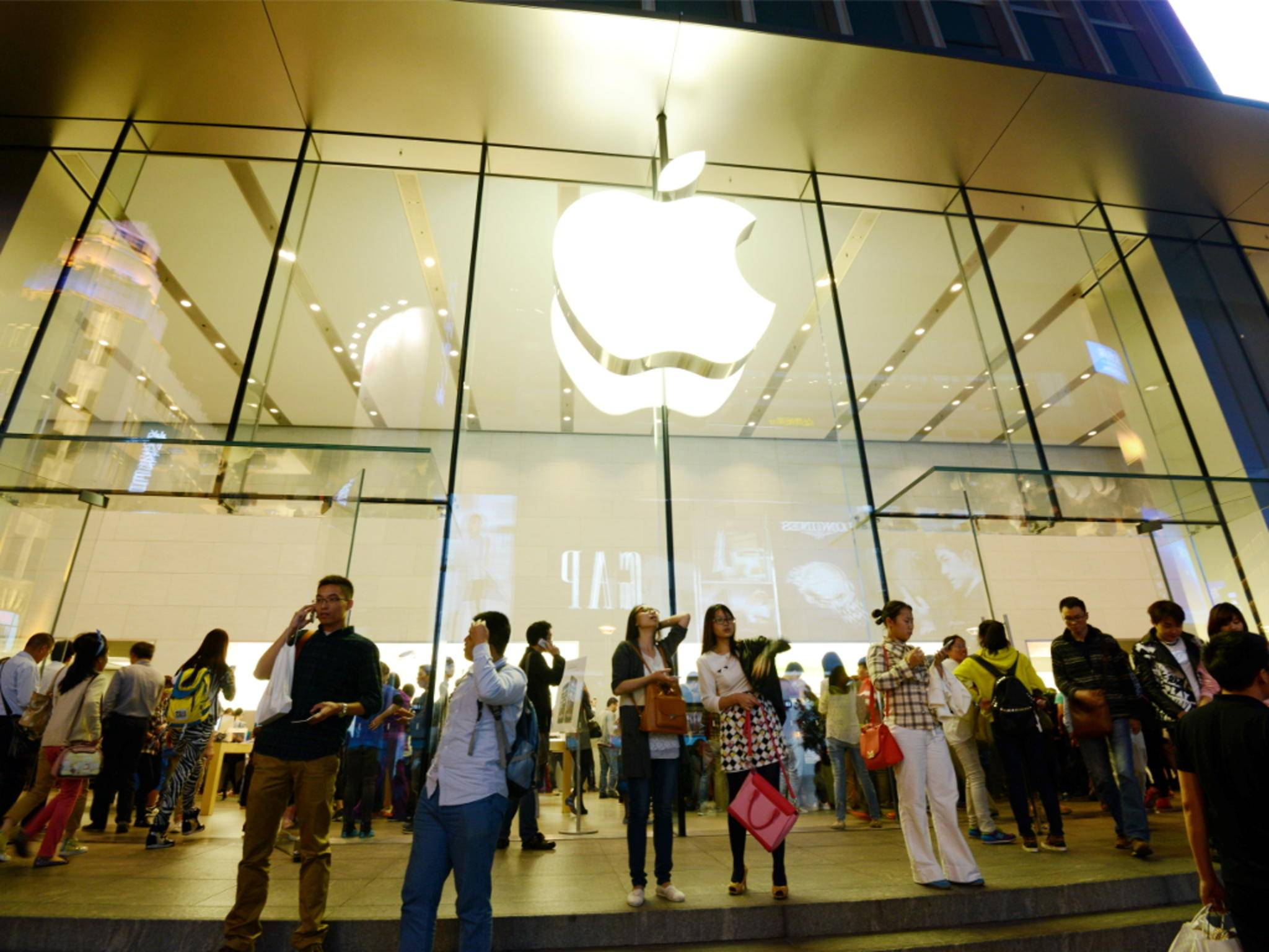 Apple hat einen Lauf und eilt von Rekord zu Rekord.