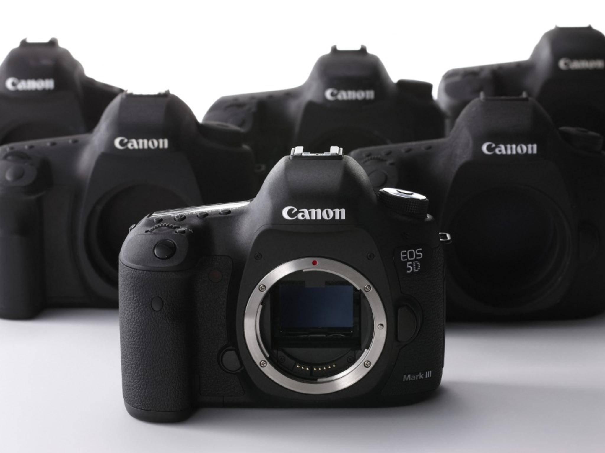 Auf einen 4K-Modus müssen Canon-Fans noch warten.