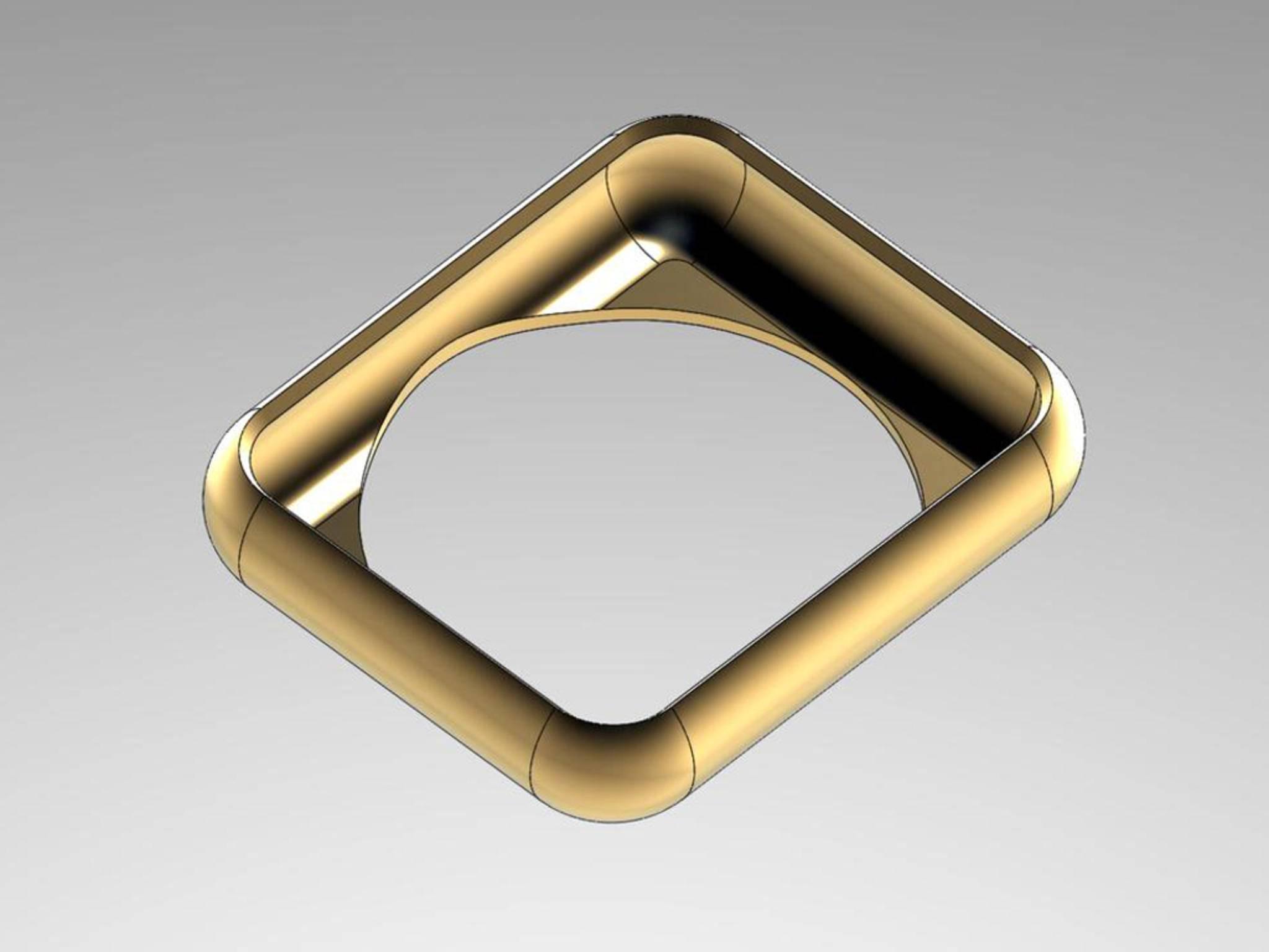 Die Apple Watch Edition enthält laut Greg Koenig 29,16 Gramm Gold.
