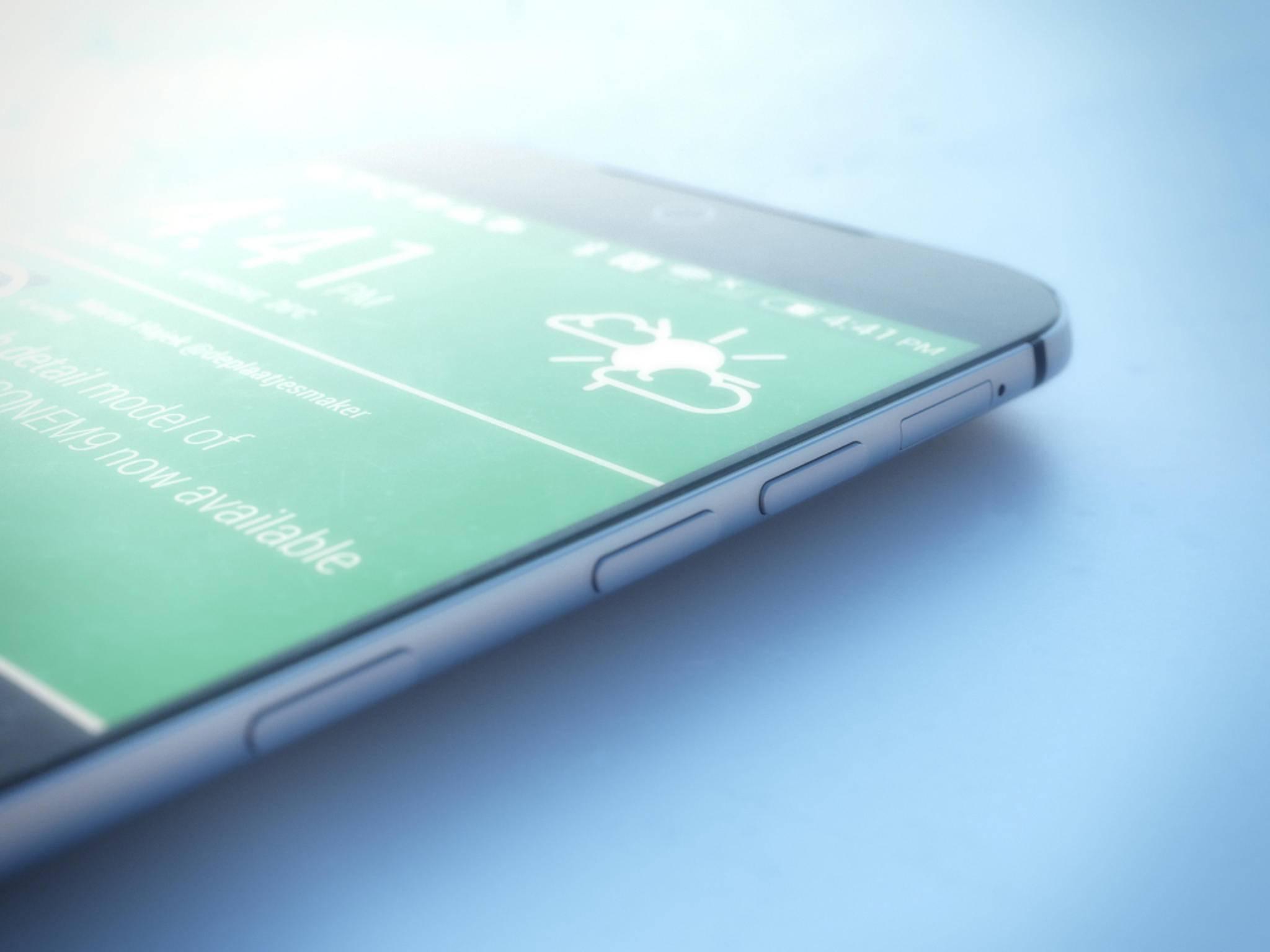 """HTC verspricht, dass etwas """"Riesiges"""" auf uns zukommen werde."""