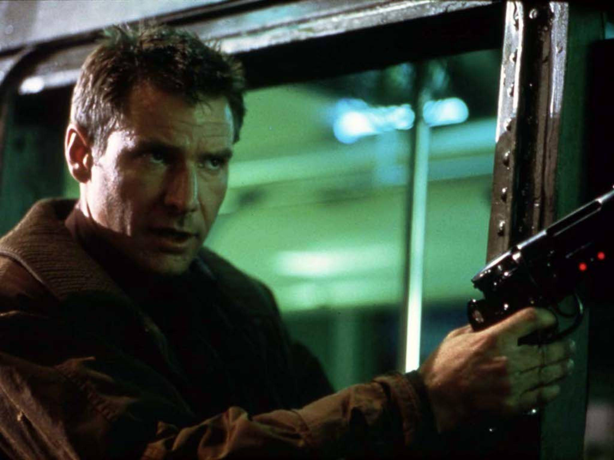Los Angeles, 2019: Harrison Ford auf der Jag nach Replikanten.