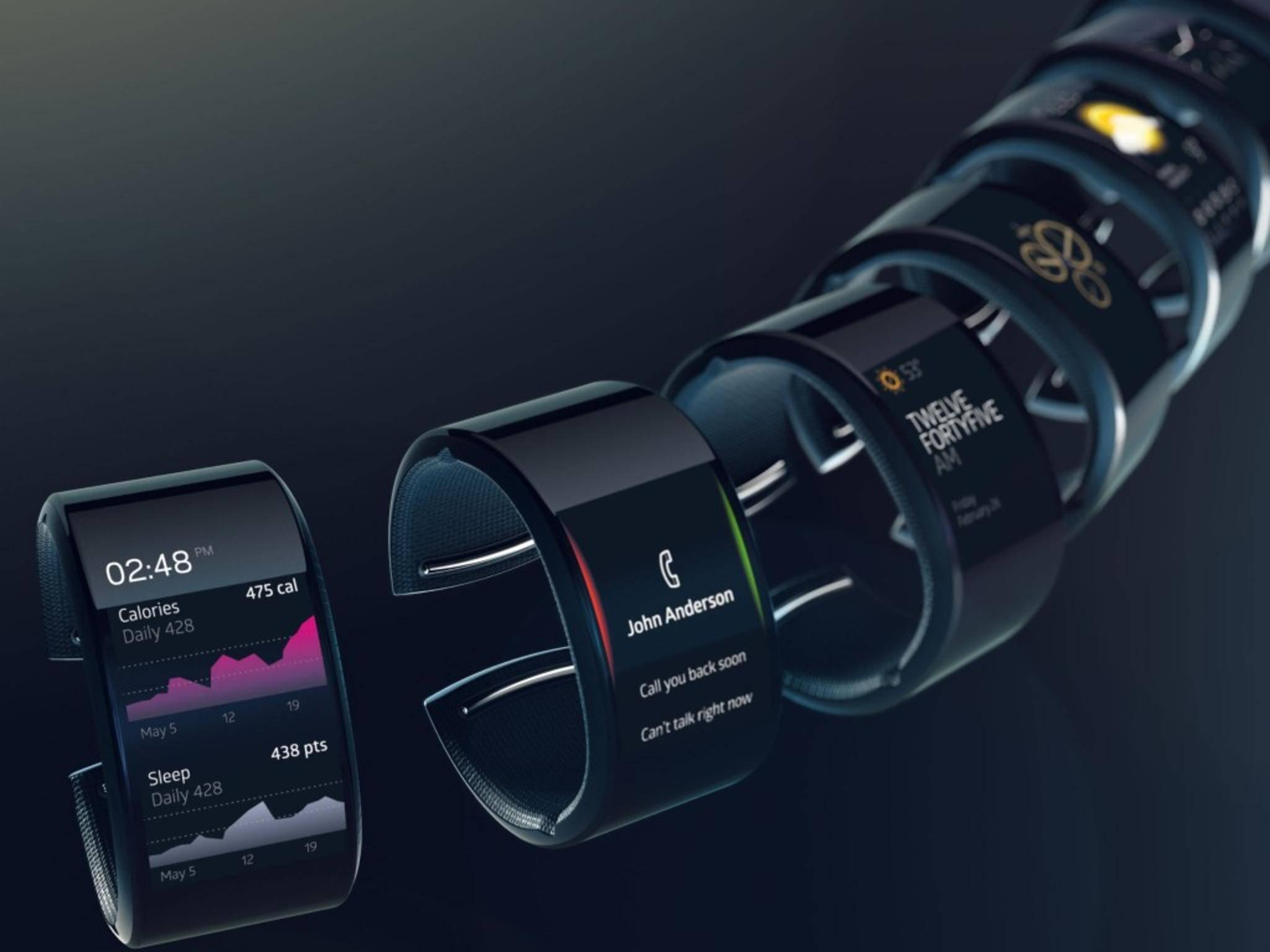 Eine Smartwatch, die smarter ist als ihr Gegenpart: der Neptune Duo-Hub.