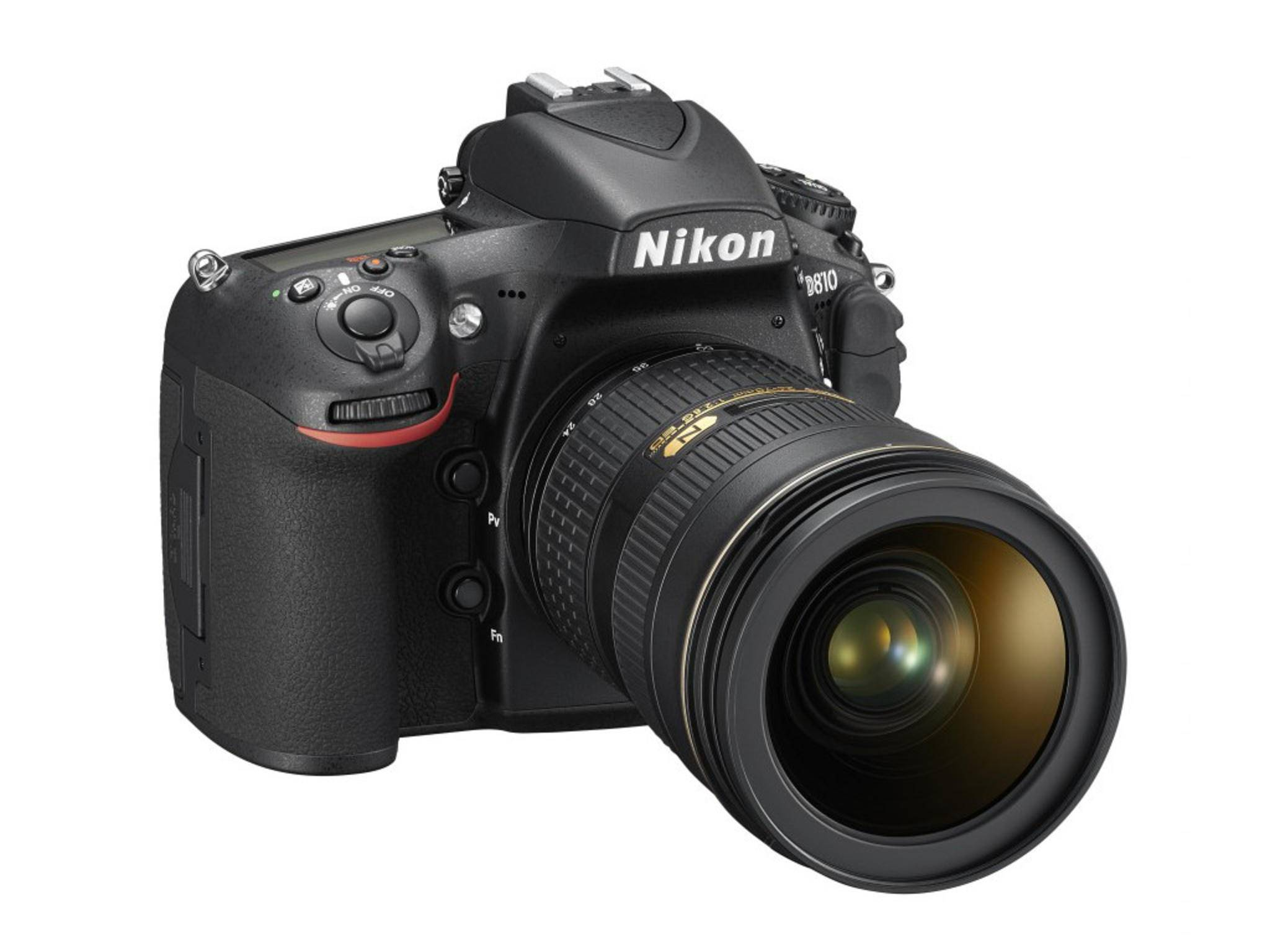 Die Nikon D810A ist eine überarbeitete Version der D810.