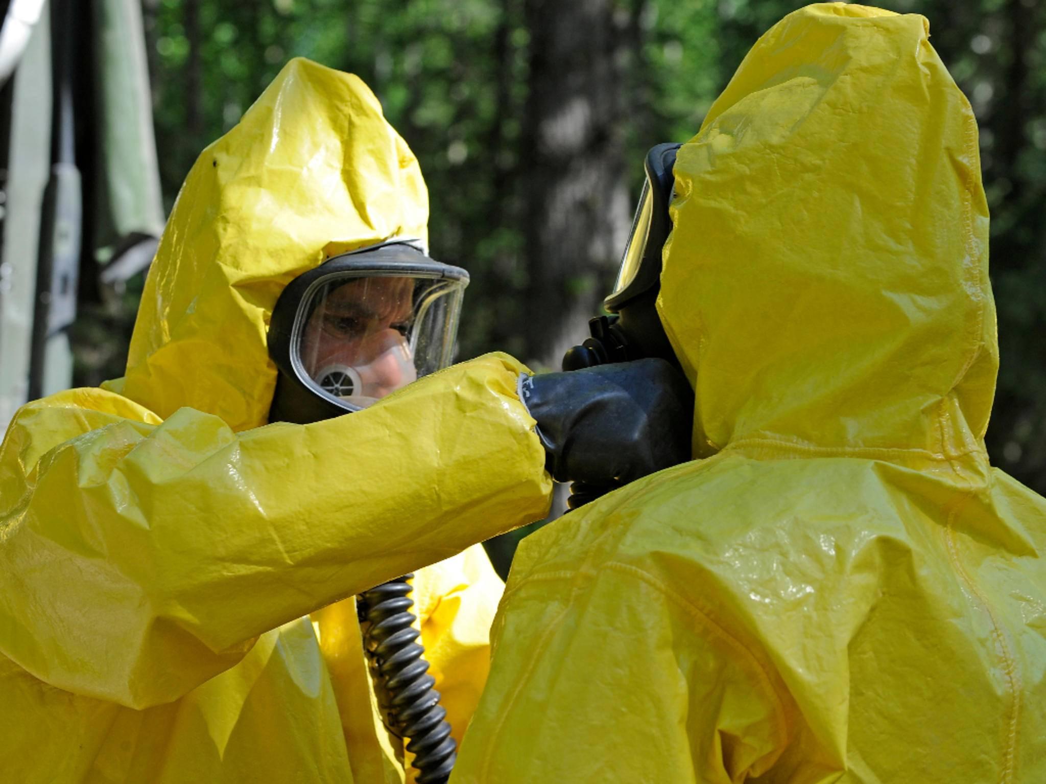 Globale Pandemie - Wahrscheinlichkeit: 0,0001 Prozent.