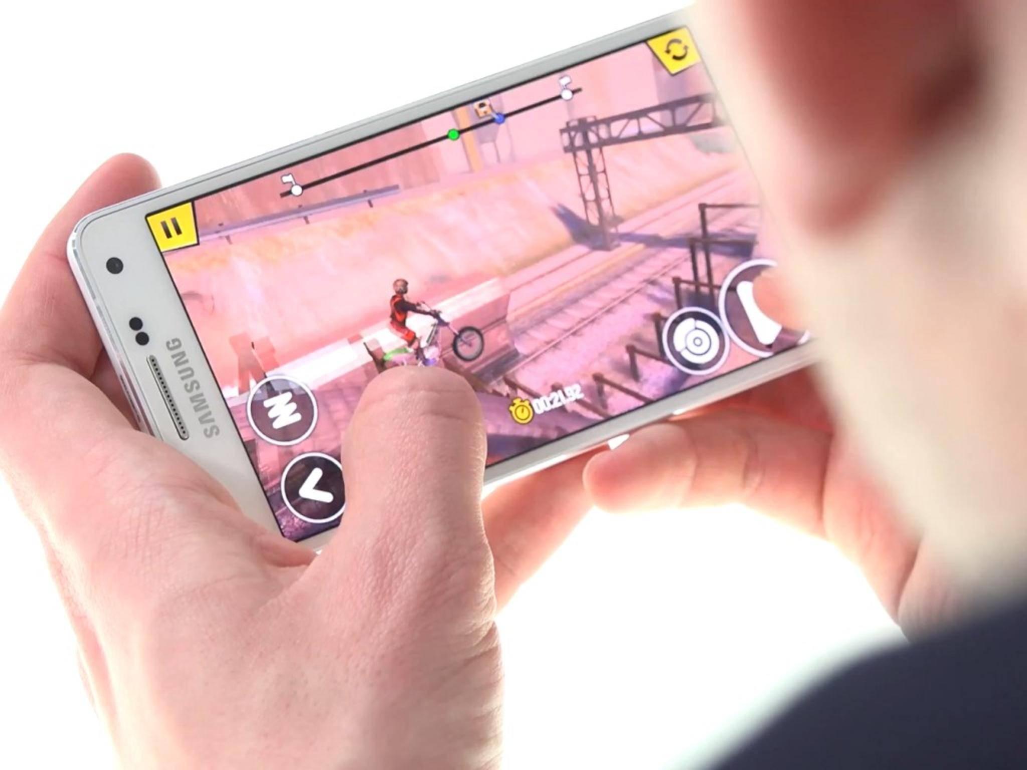 Samsung Galaxy A5 Test