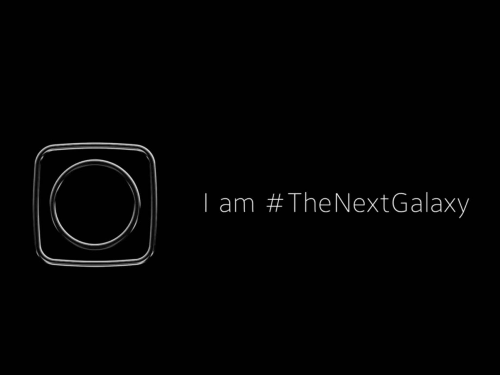 Die offiziellen Teaser und Andeutungen zum das Galaxy S6 häufen sich.