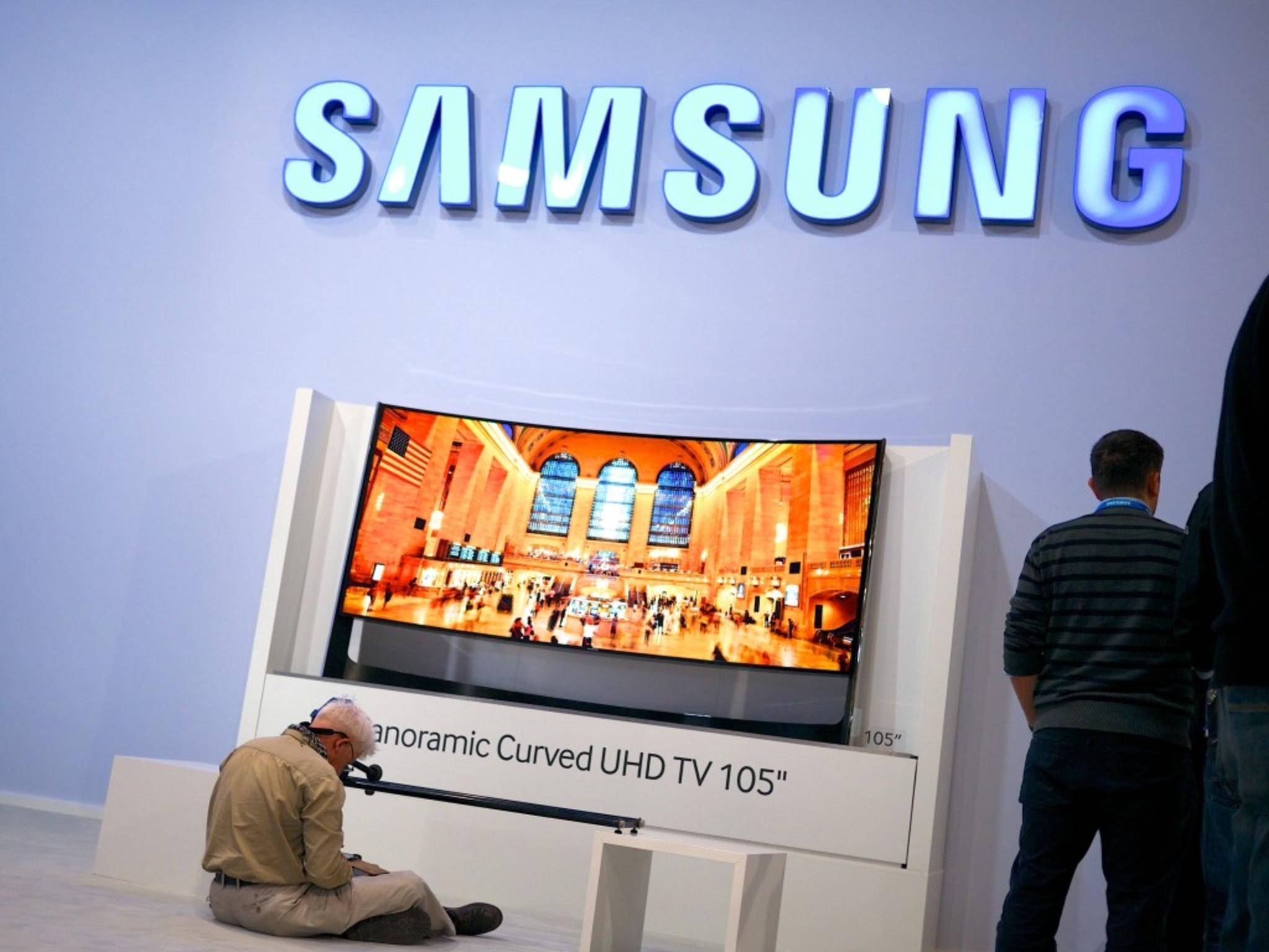 An Smart TVs können auch zusätzliche Tastaturen angeschlossen werden.