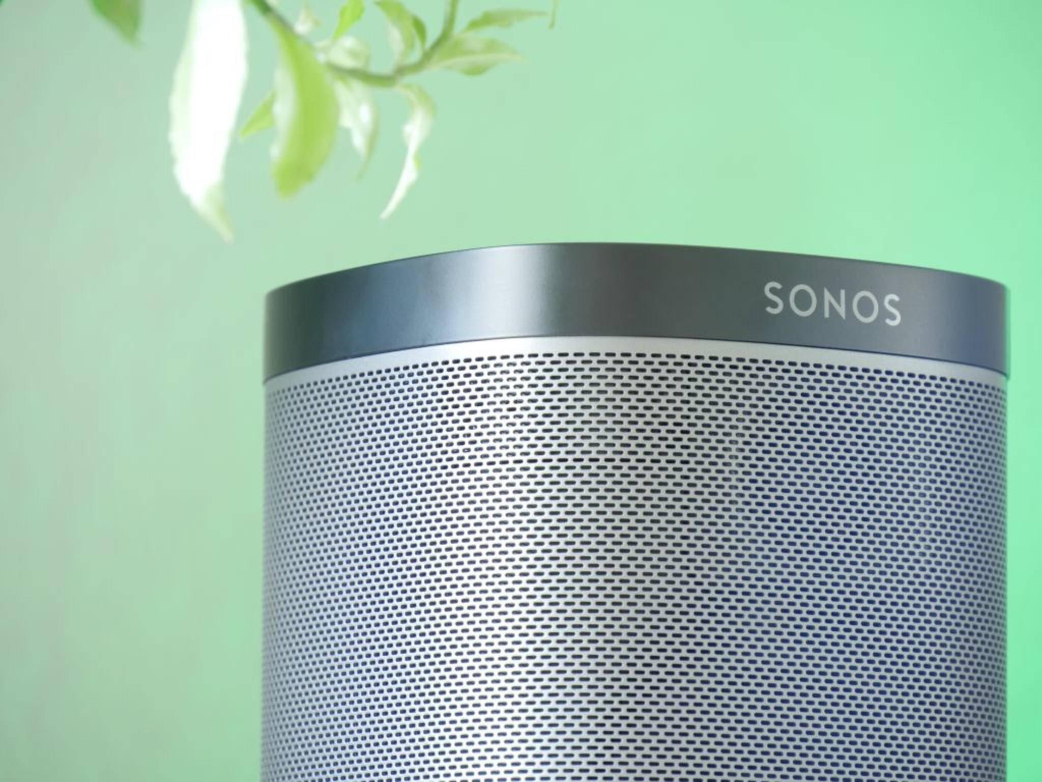 Für den Play 1 von Sonos gibt es ein umfangreiches Software-Update.