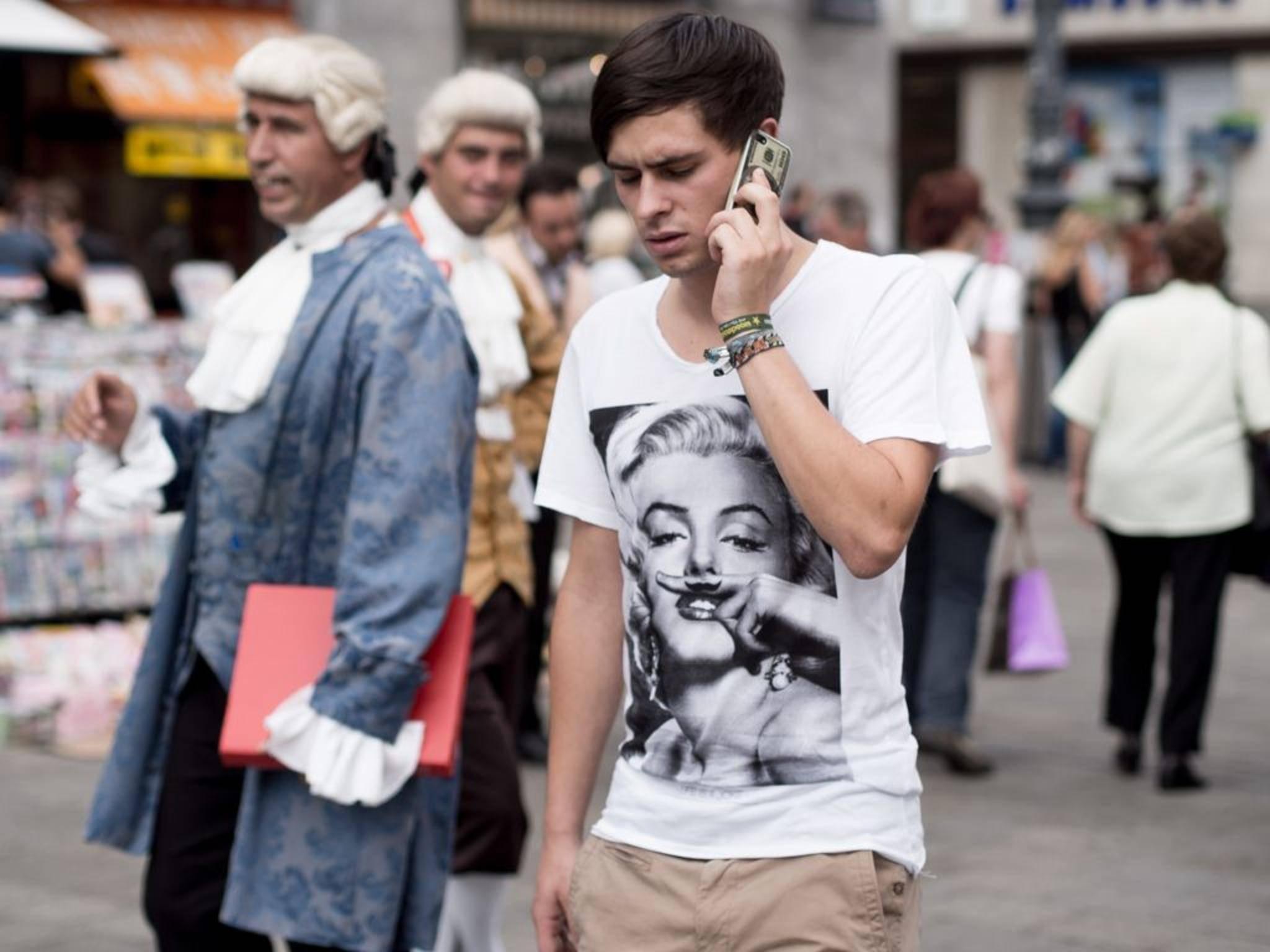 Nicht nur chatten, sondern auch telefonieren: Kurzzeitig war das mit WhatsApp möglich.