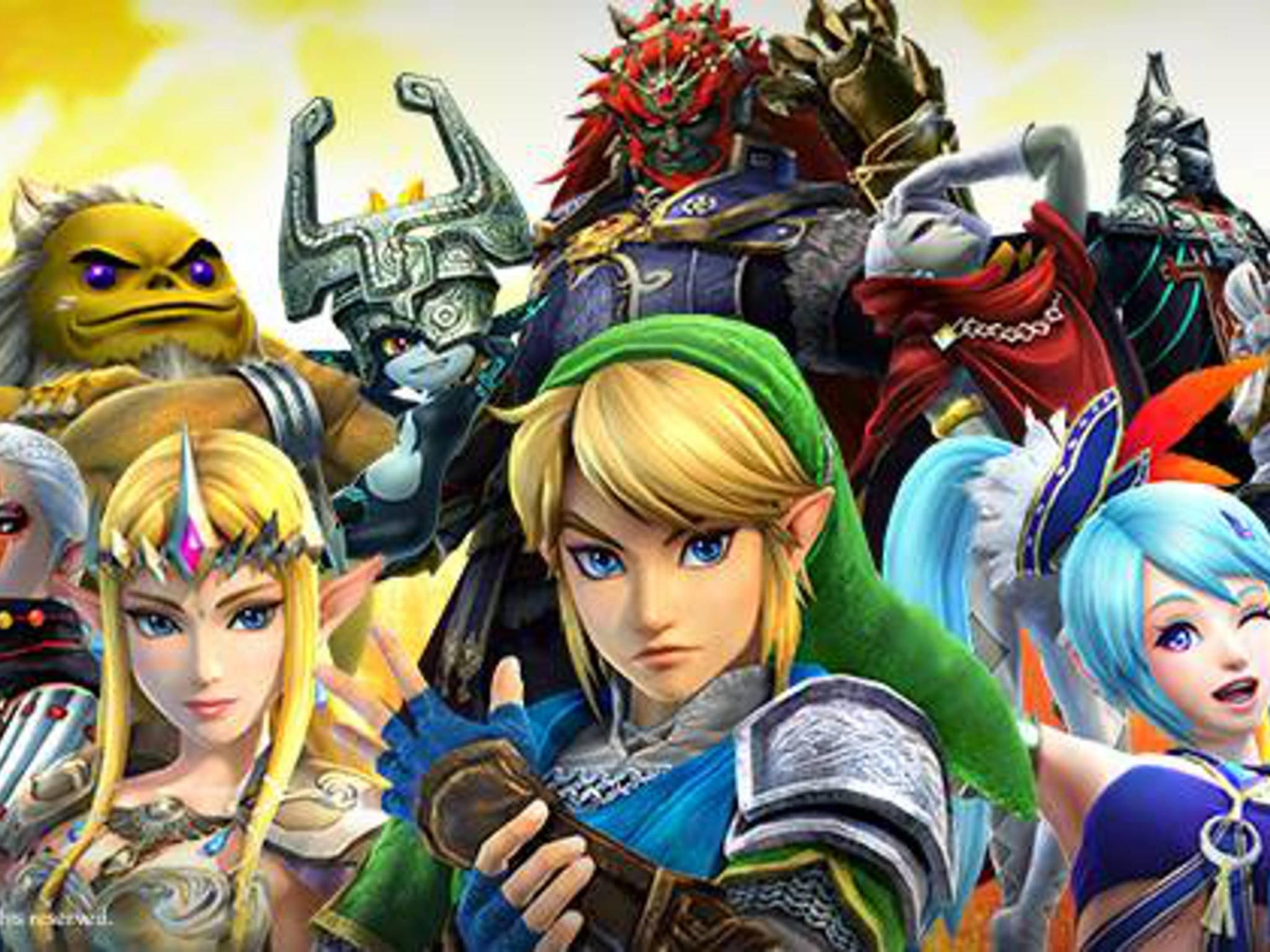 """Netflix soll an einer TV--Serie zu """"Legend of Zelda"""" arbeiten."""
