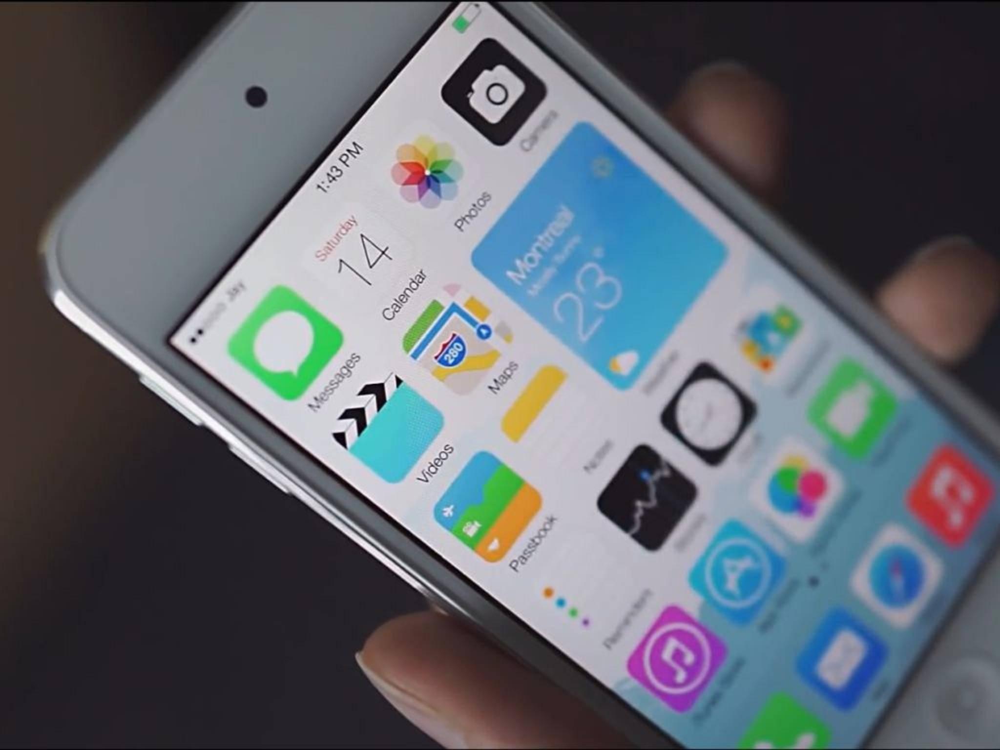 Es gibt eine Menge iOS-Apps, die besser sind als die von Apple.