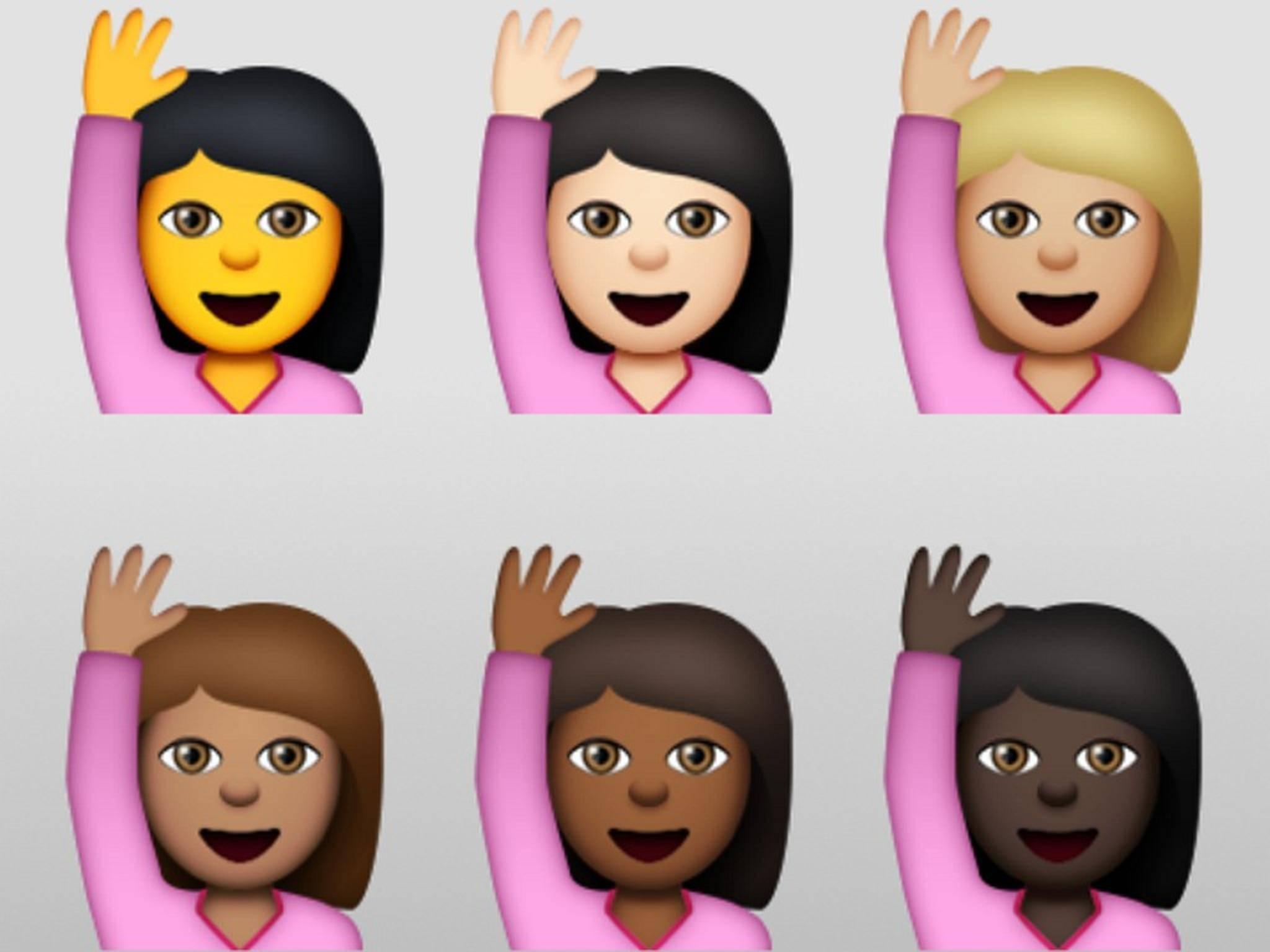 WhatsApp auf Android: Mit der neuen Version kommen verschiedenfarbige Emojis hinzu.