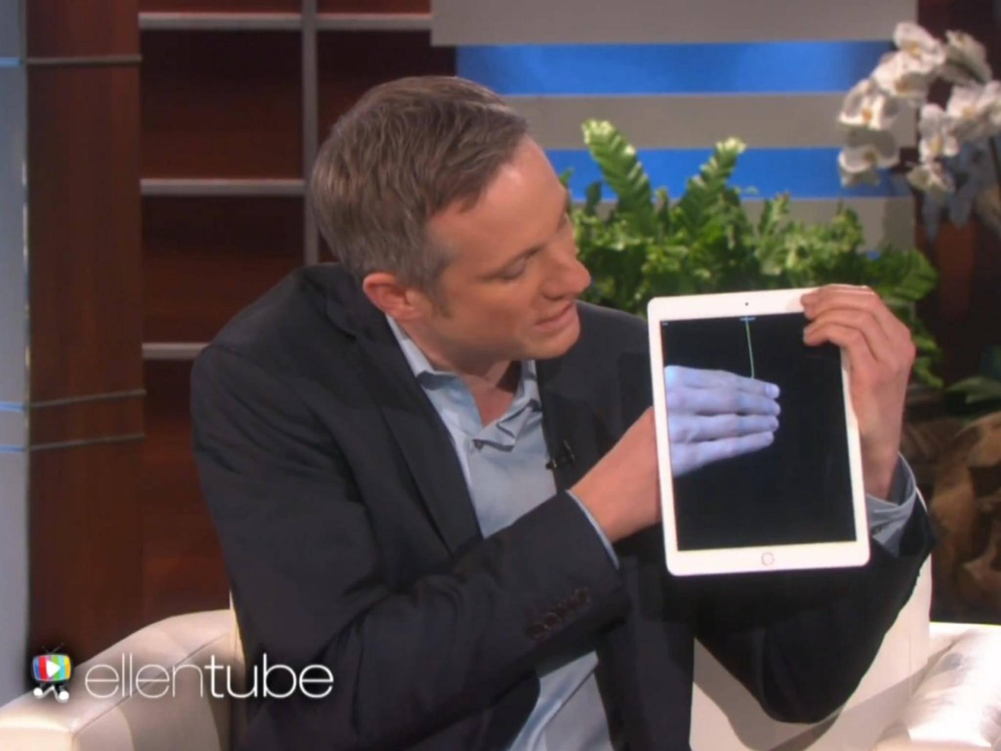 iPad-Zauberer