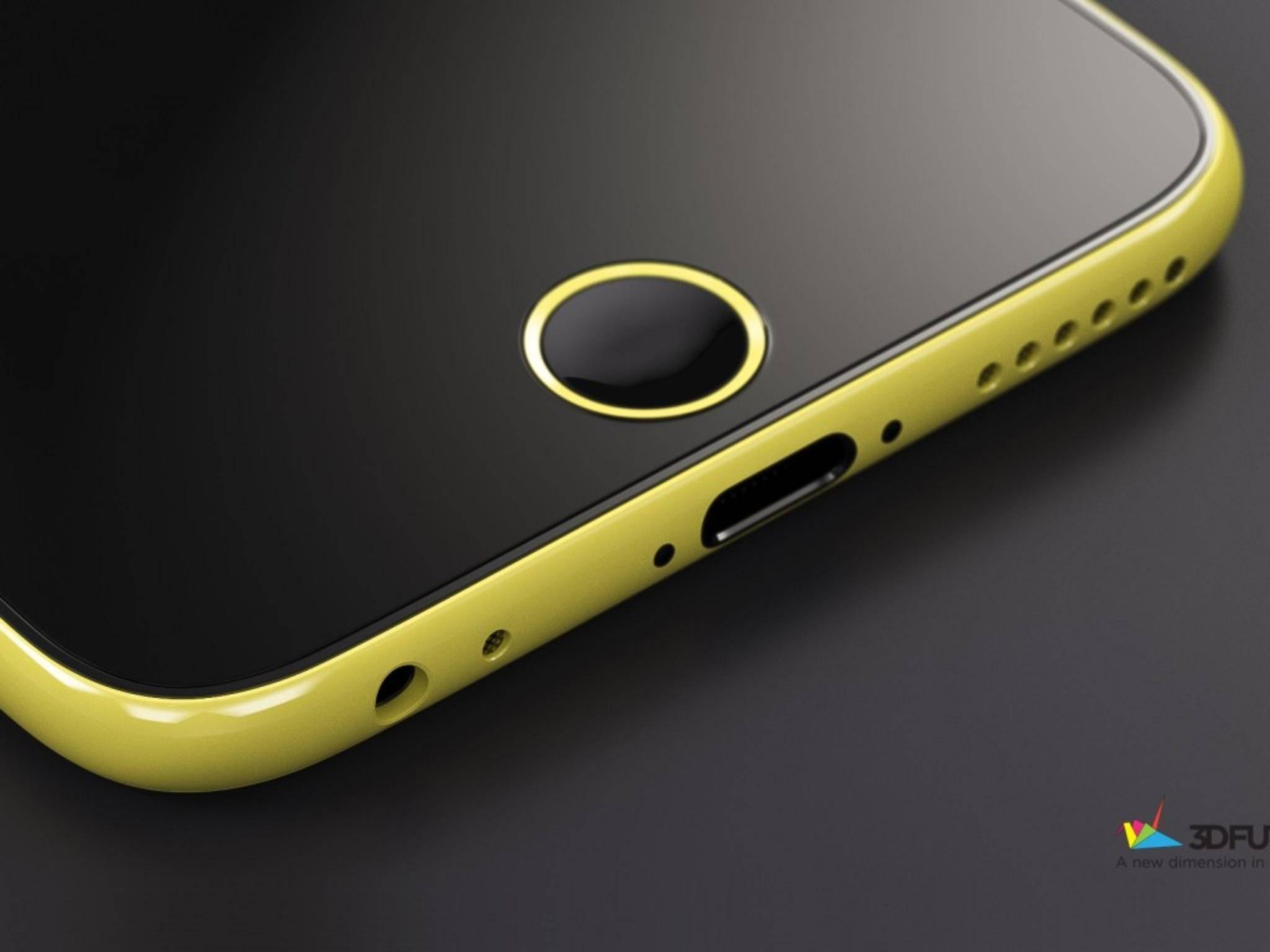 Ein iPhone 6c existiert bislang nur in Konzepten.