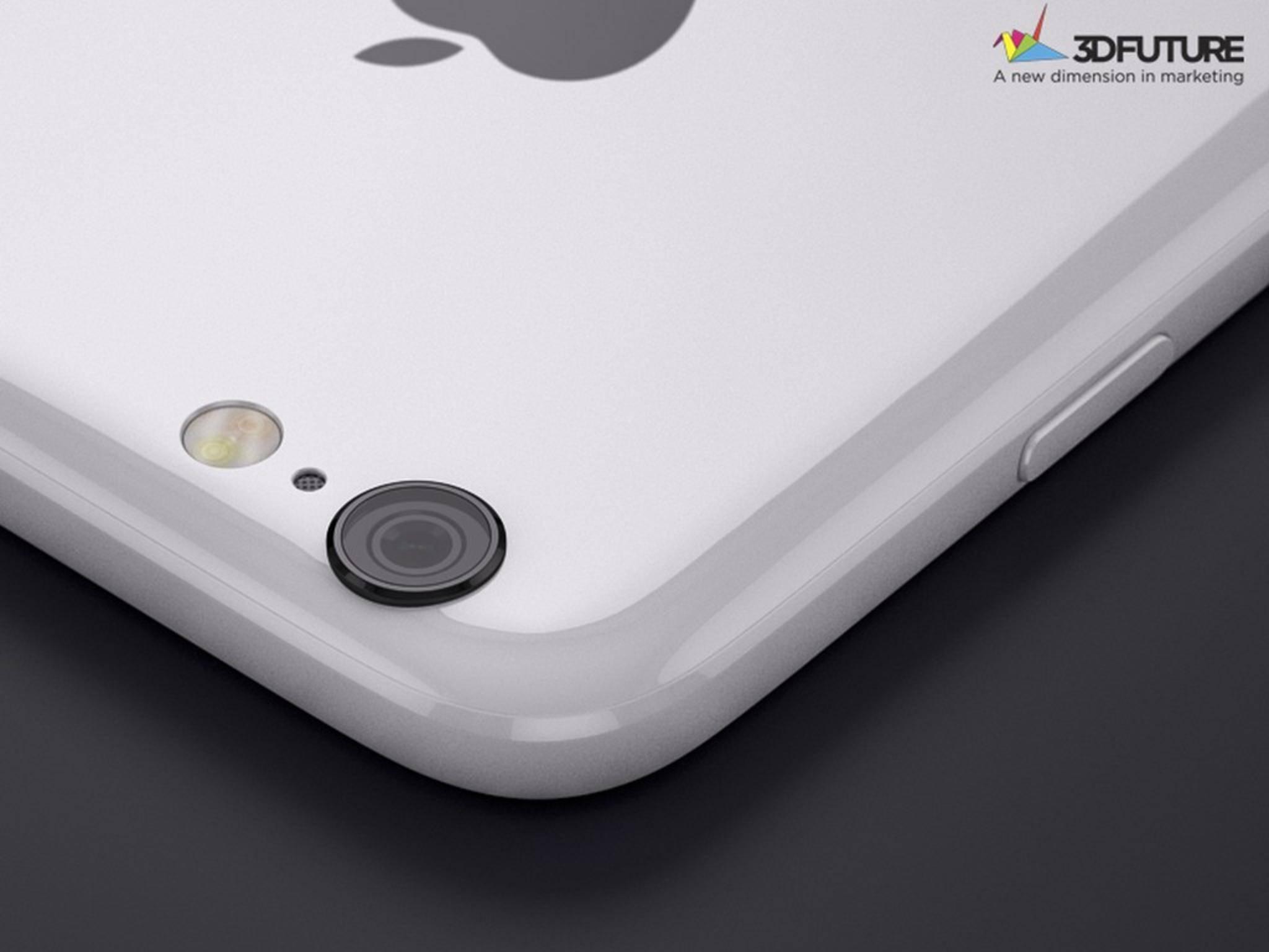 In der Kamera des iPhone 6s könnte Sony-Technik arbeiten.