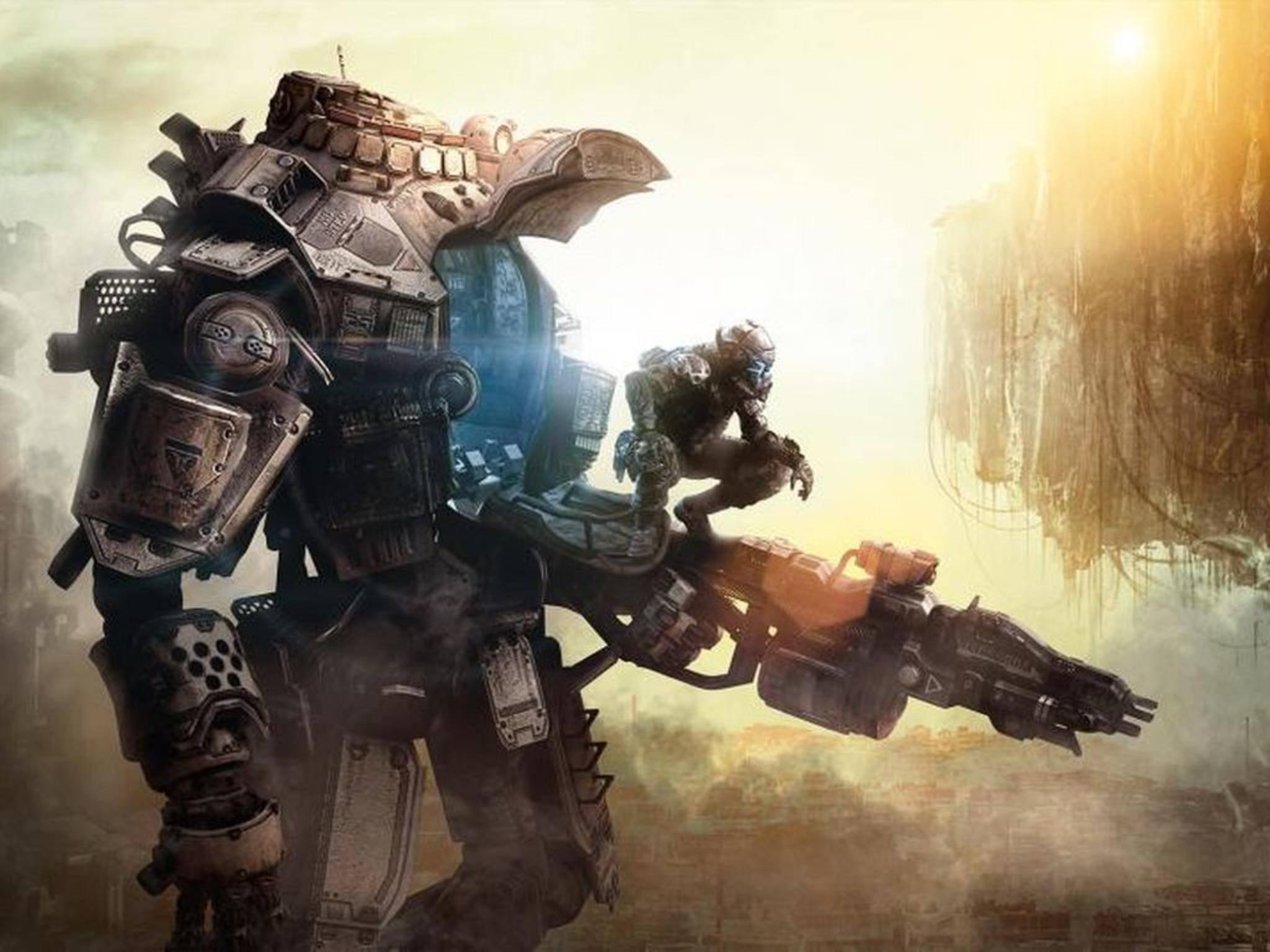 """Mehr Mechs: Drei DLCs und der Season-Pass für """"Titanfall"""" sind gerade kostenlos."""