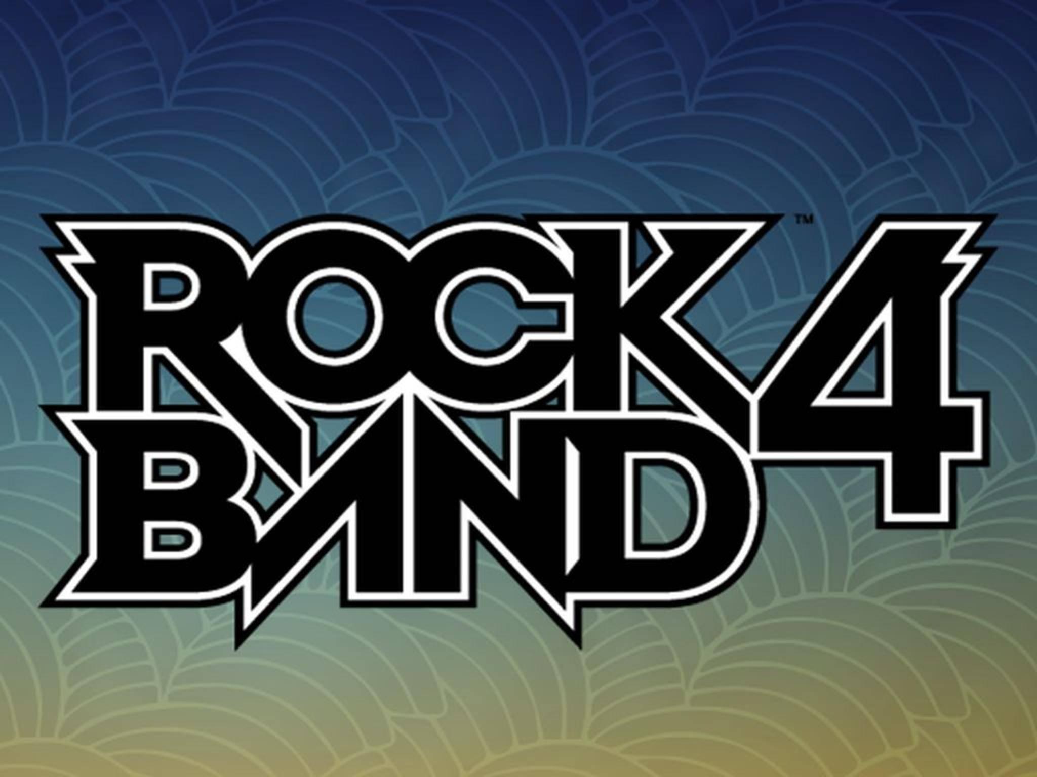 """Wir stellen schon mal das Bier kalt: Mit """"Rock Band 4"""" gibt's noch 2015 eine Zugabe."""