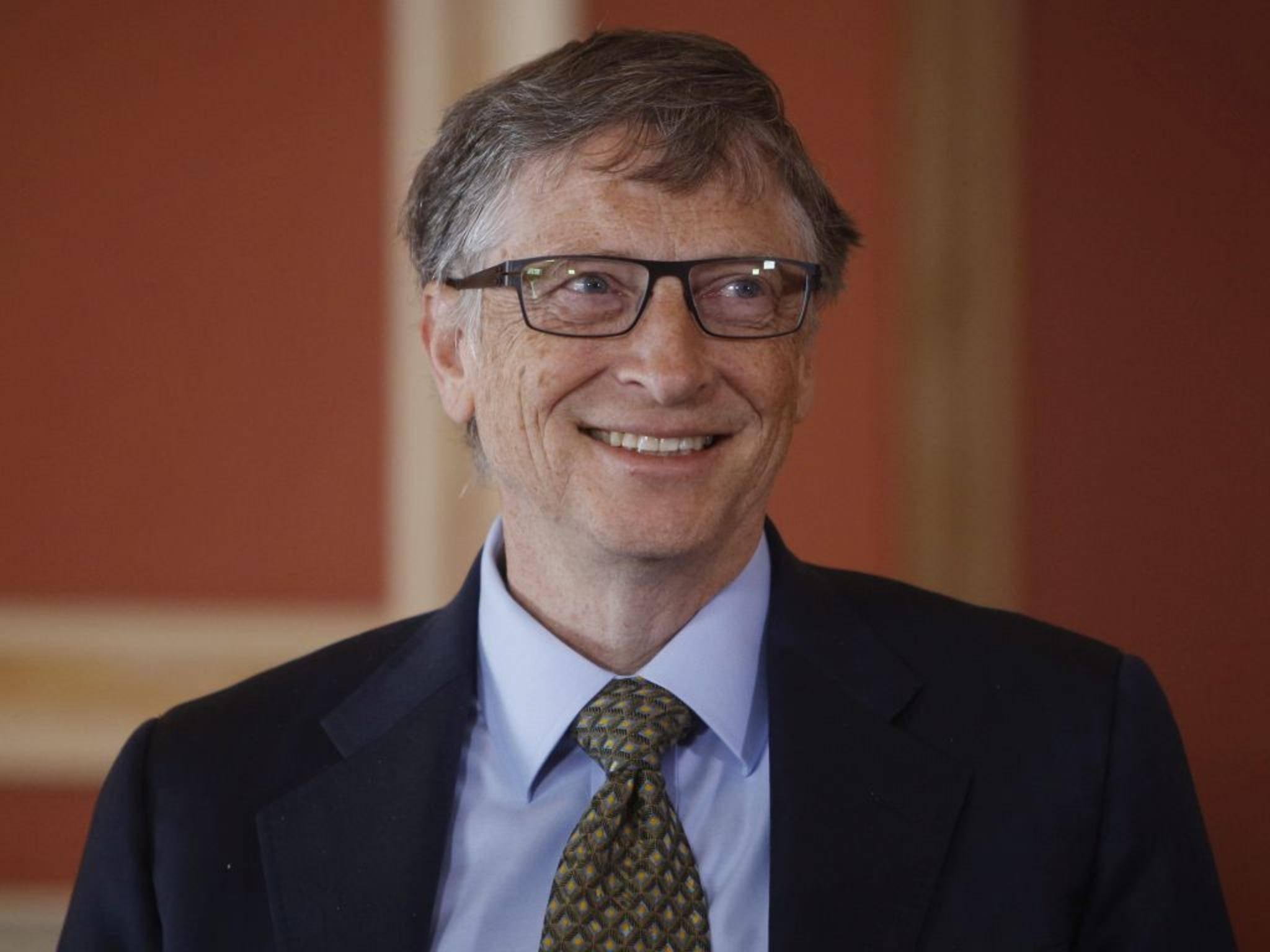 Hat gut lachen: Bill Gates ist wieder der reichste Mensch der Welt.