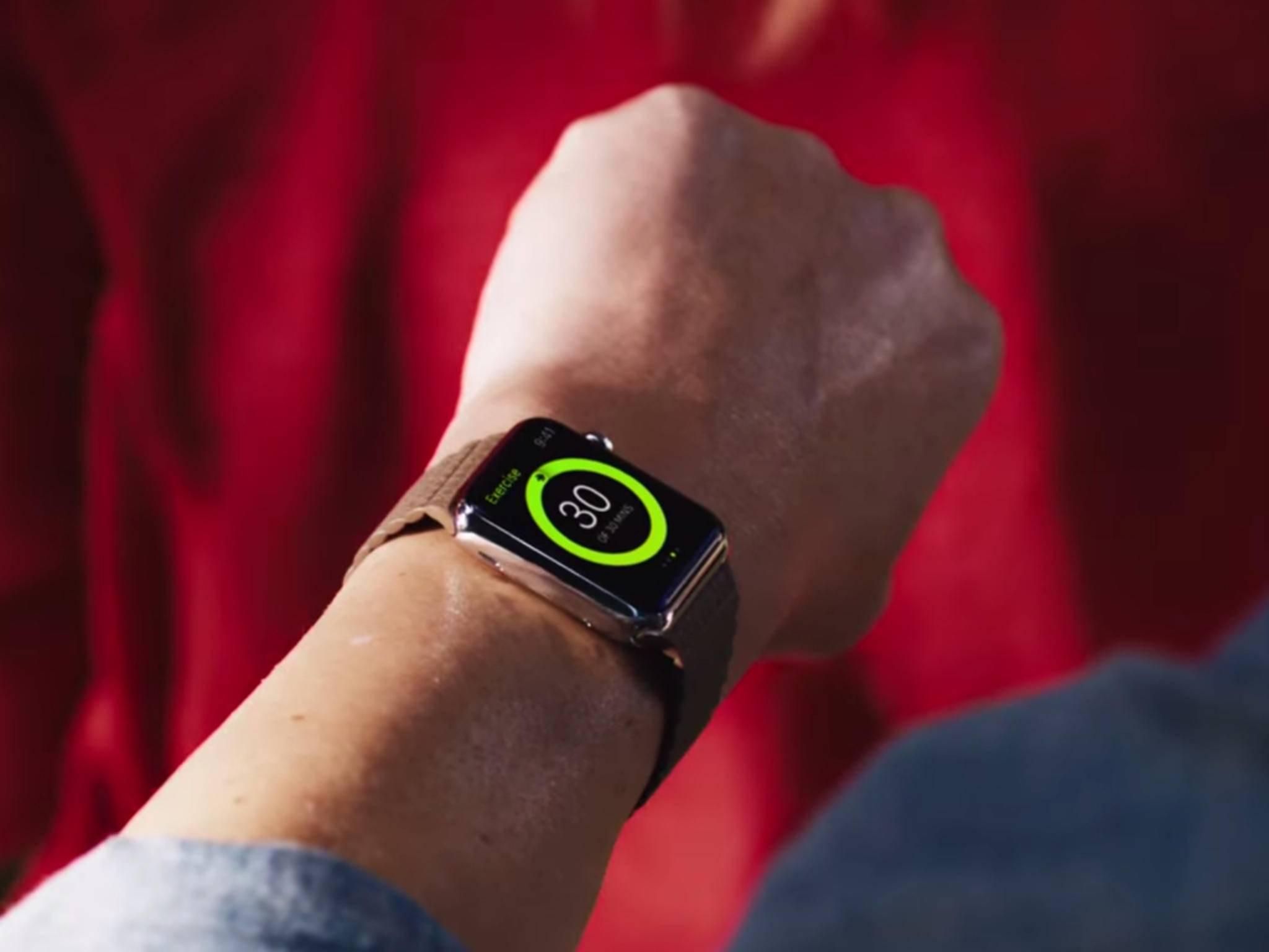"""Die Apple Watch war der Star auf dem """"Spring Forward""""-Event."""