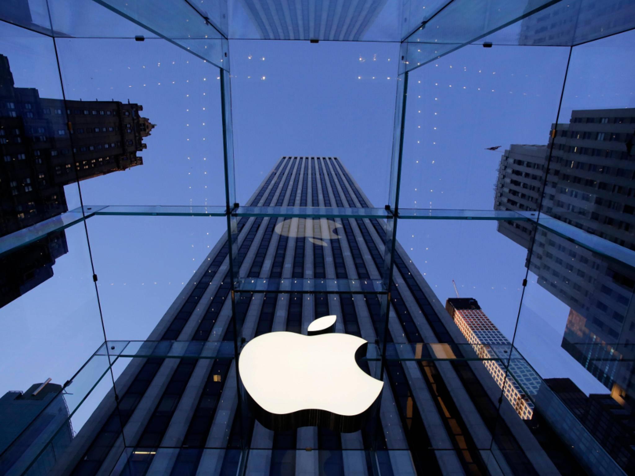 Apple ist dank der guten iPhone-Verkaufszahlen wieder obenauf.