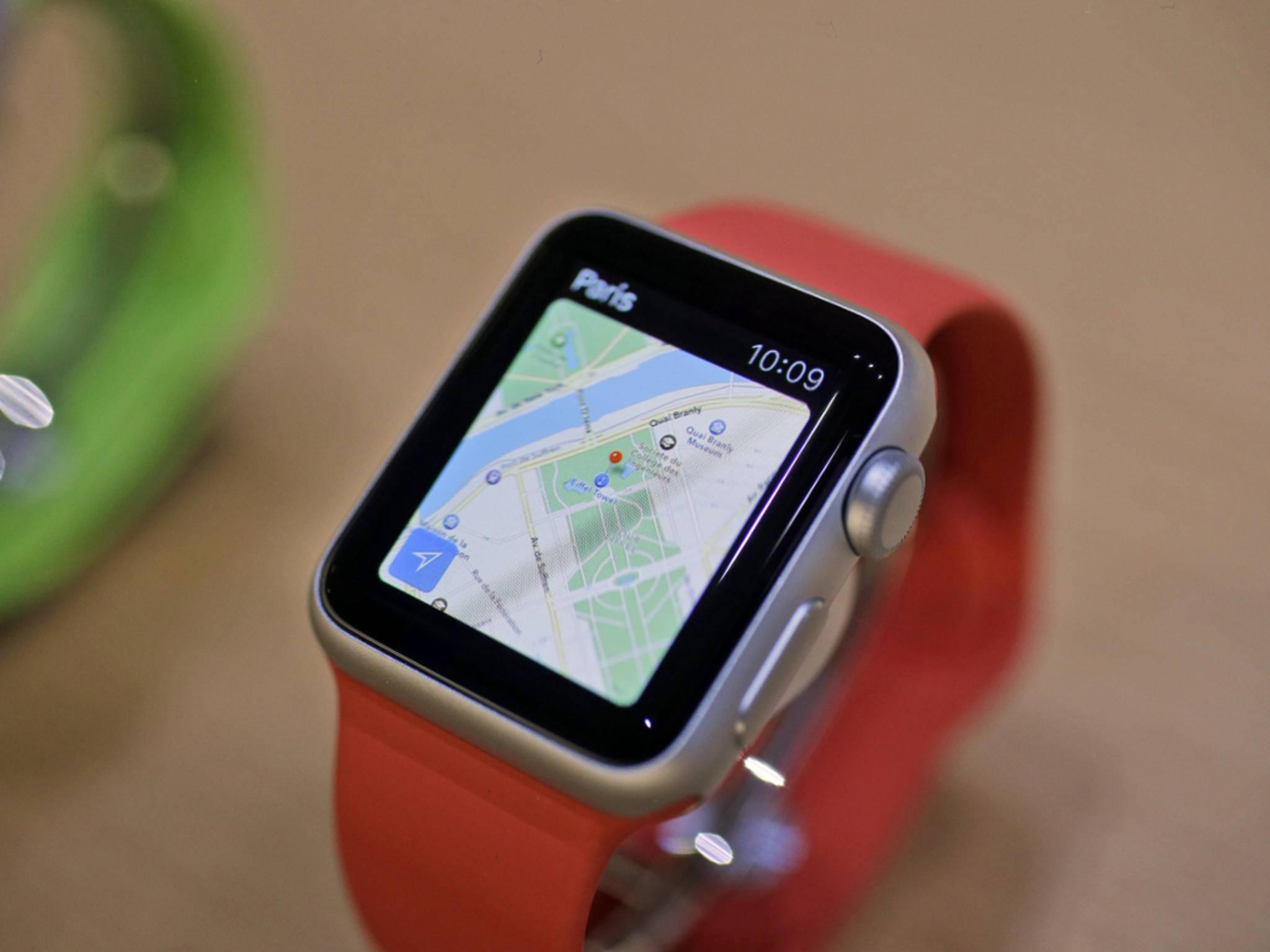 Die Hands-On-Tests für die Apple Watch starten am 10. April.