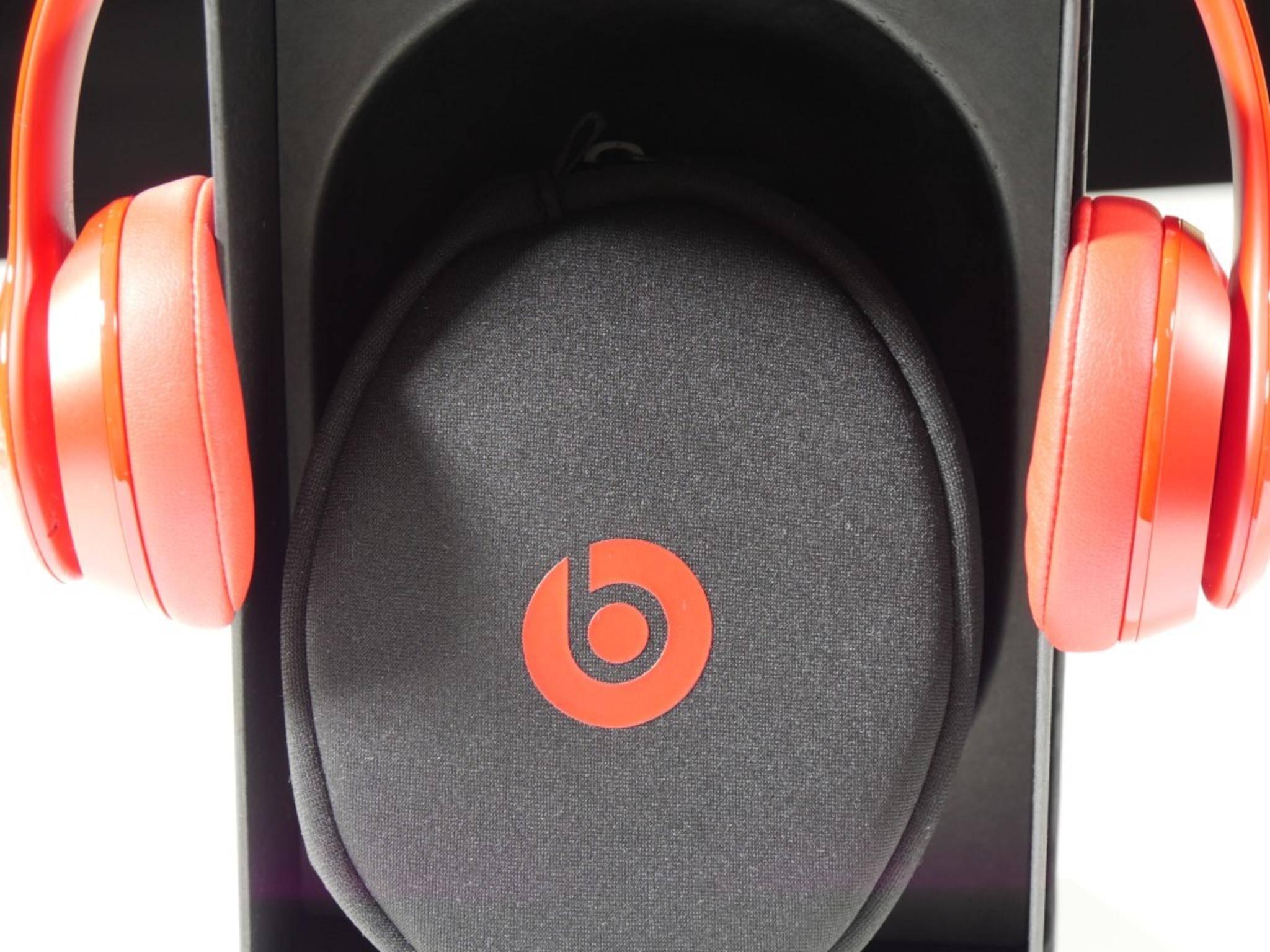 Den Beats Solo 2 Wireless gibt es beispielsweise in knalligem Rot.