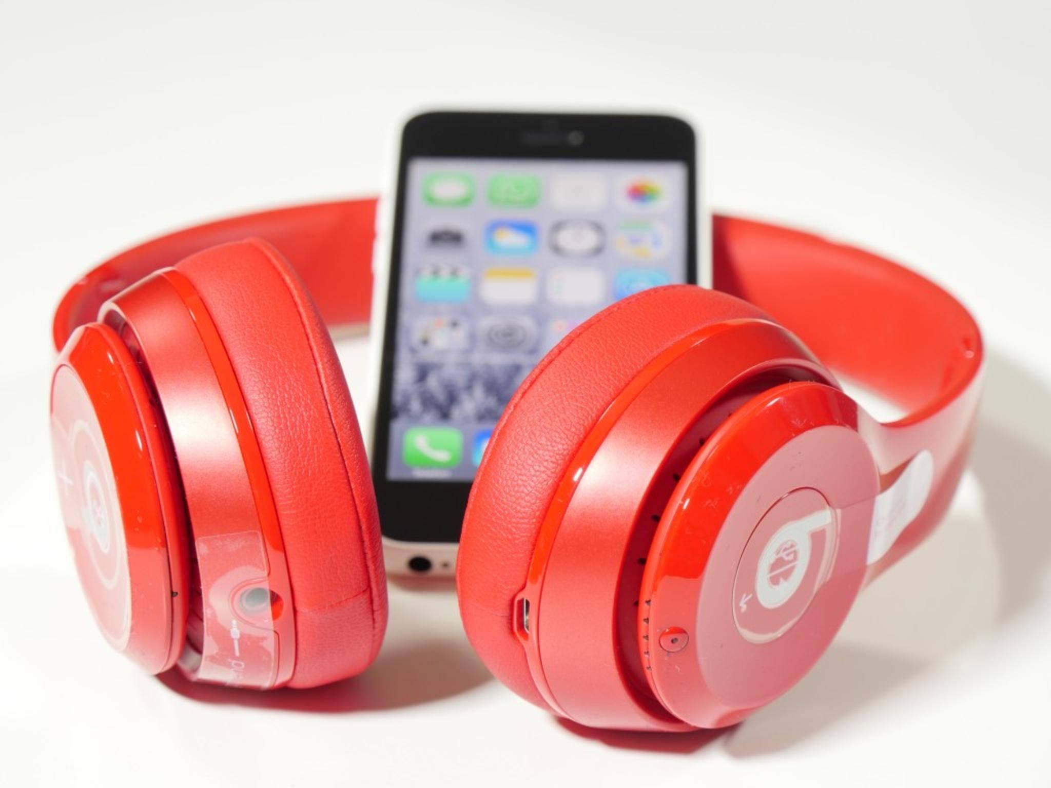 Der Beats Solo 2 Wireless ist einer der teuersten Bluetooth-Kopfhörer.