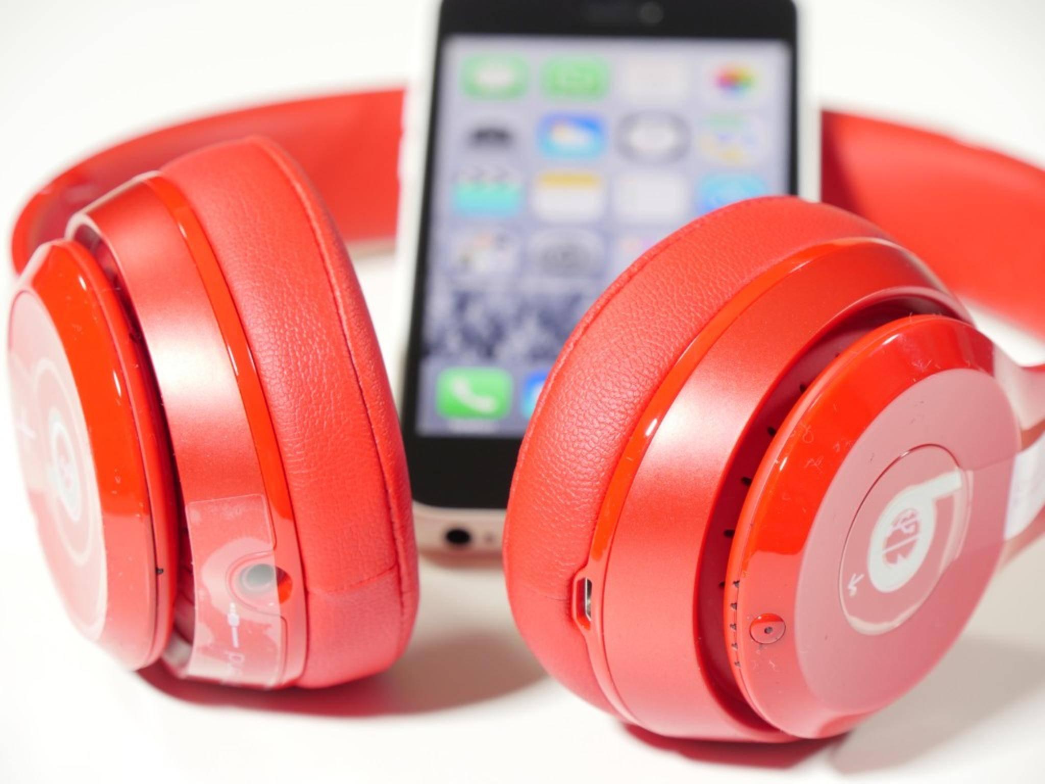 Die Beats Solo 2 Wireless dürften auch mit dem neuen iPhone 7 kompatibel sein.