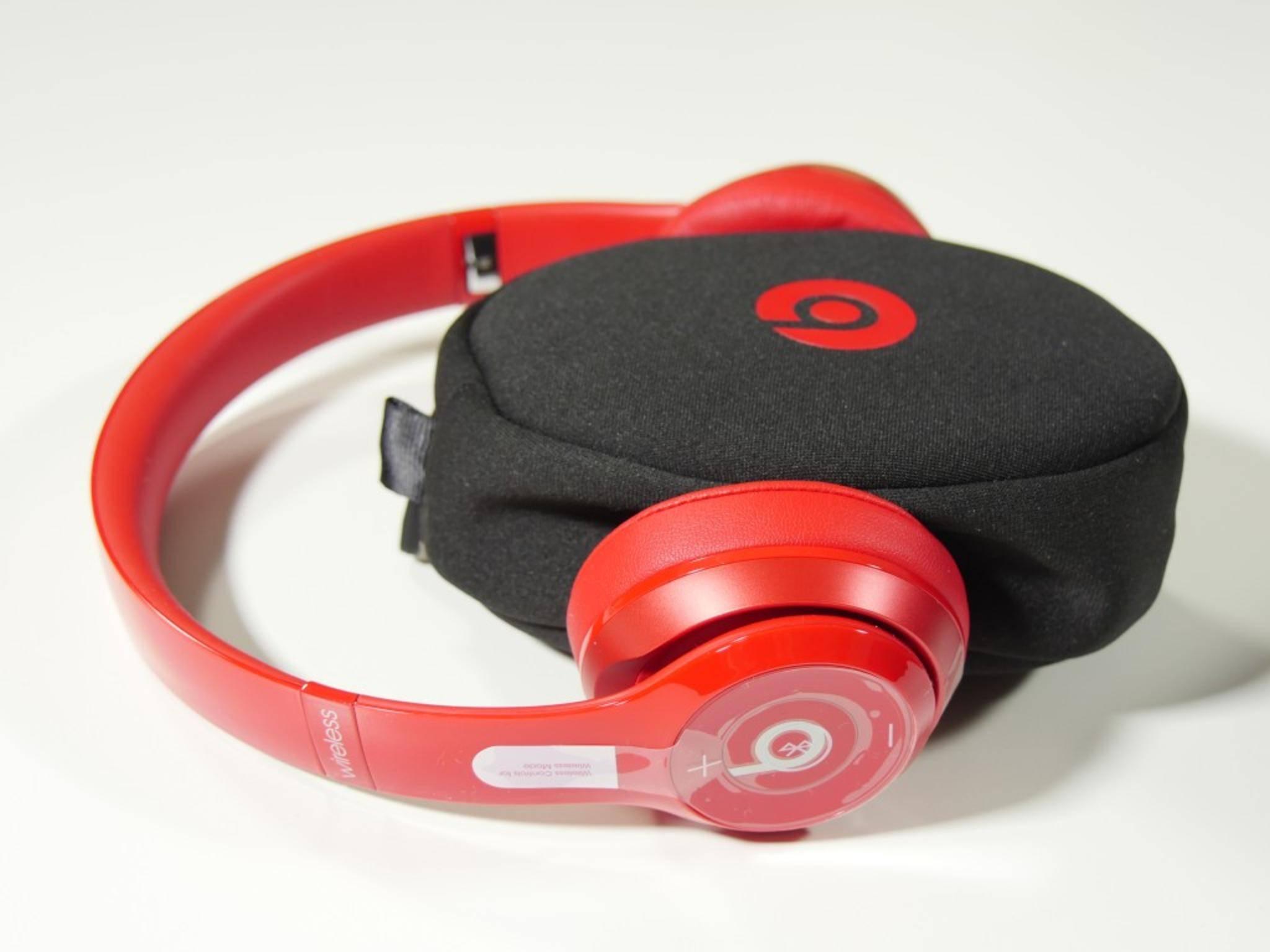 Der typische Beats-Look: Hochglanz-Plastik.