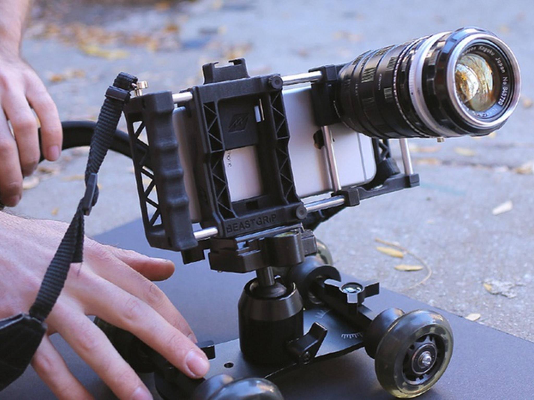 Der Beastgrip Pro ist für mobile Fotografen ein interessantes Hilfsmittel, das die Möglichkeiten des Smartphones erheblich erweitert.