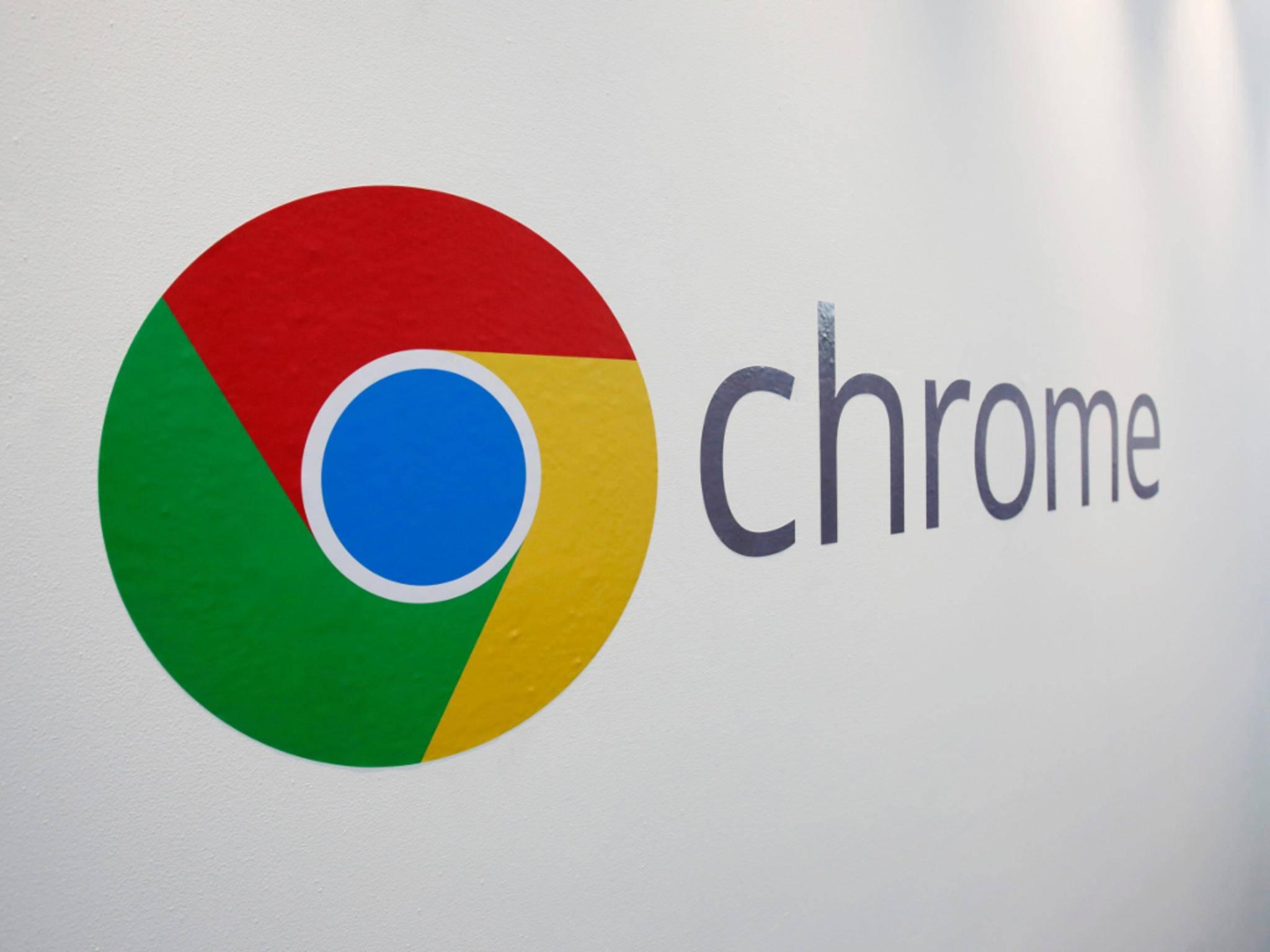 Das Scrollen auf Googles Chrome-Browser soll bald schneller gehen.