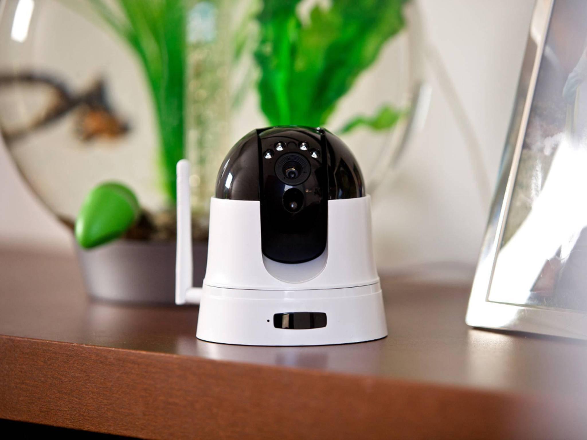 Big Brother is watching you: Mit IP-Kameras alles wichtige im Blick behalten.
